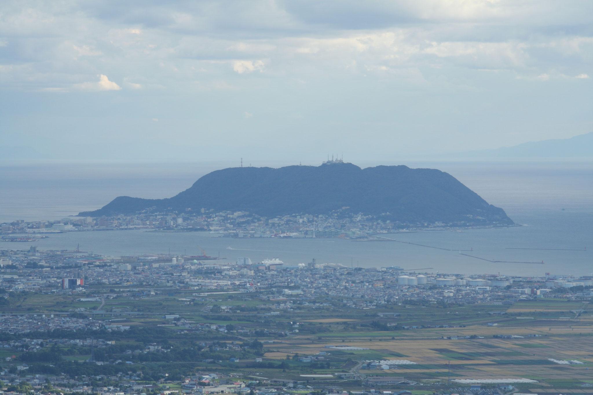 臥牛山(函館山)