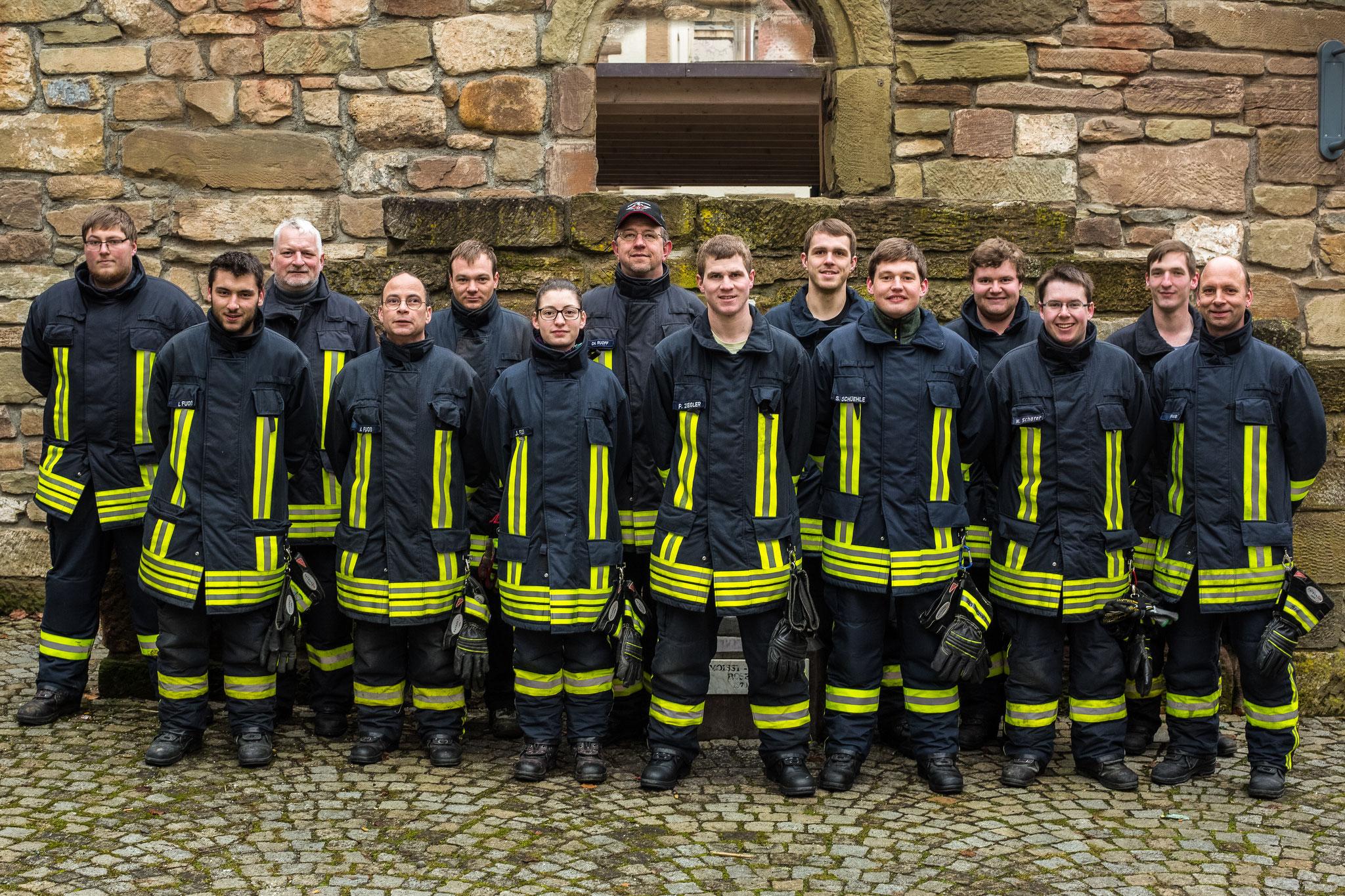 Ausbilder Freiwillige Gesamt-Feuerwehr Rosenfeld