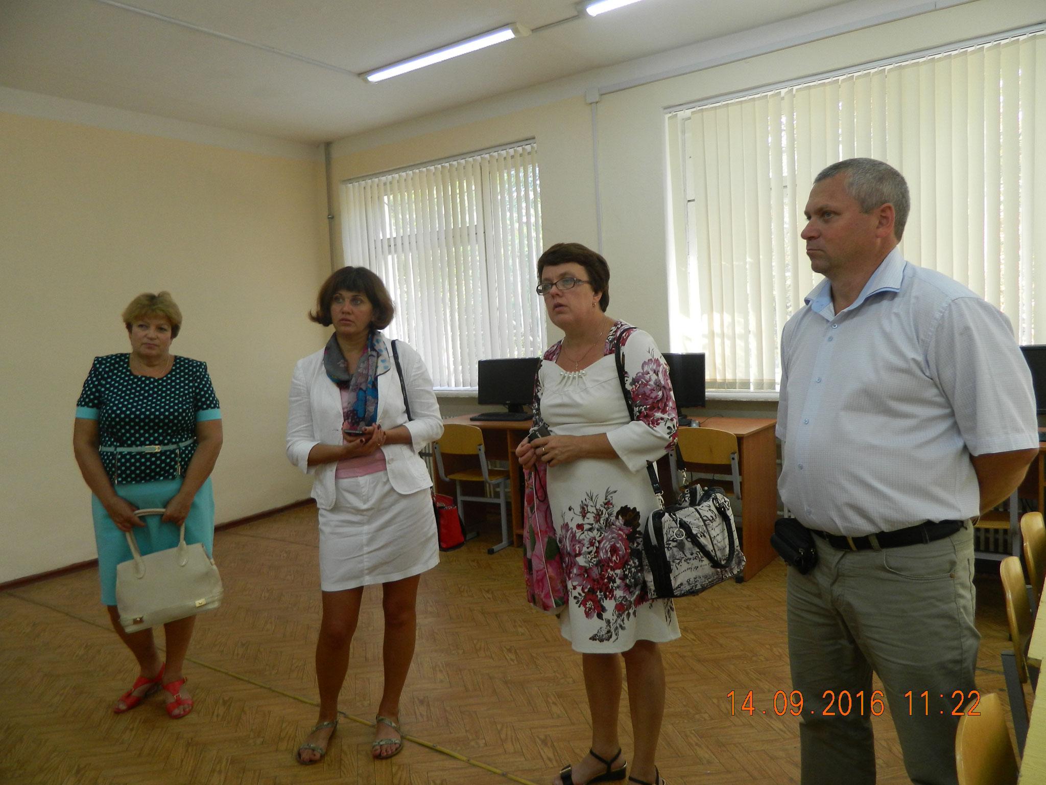 засідання  навчально-методичних комісій аграрних технікумів та коледжів із спеціальностей«Менеджмент» та «Право»
