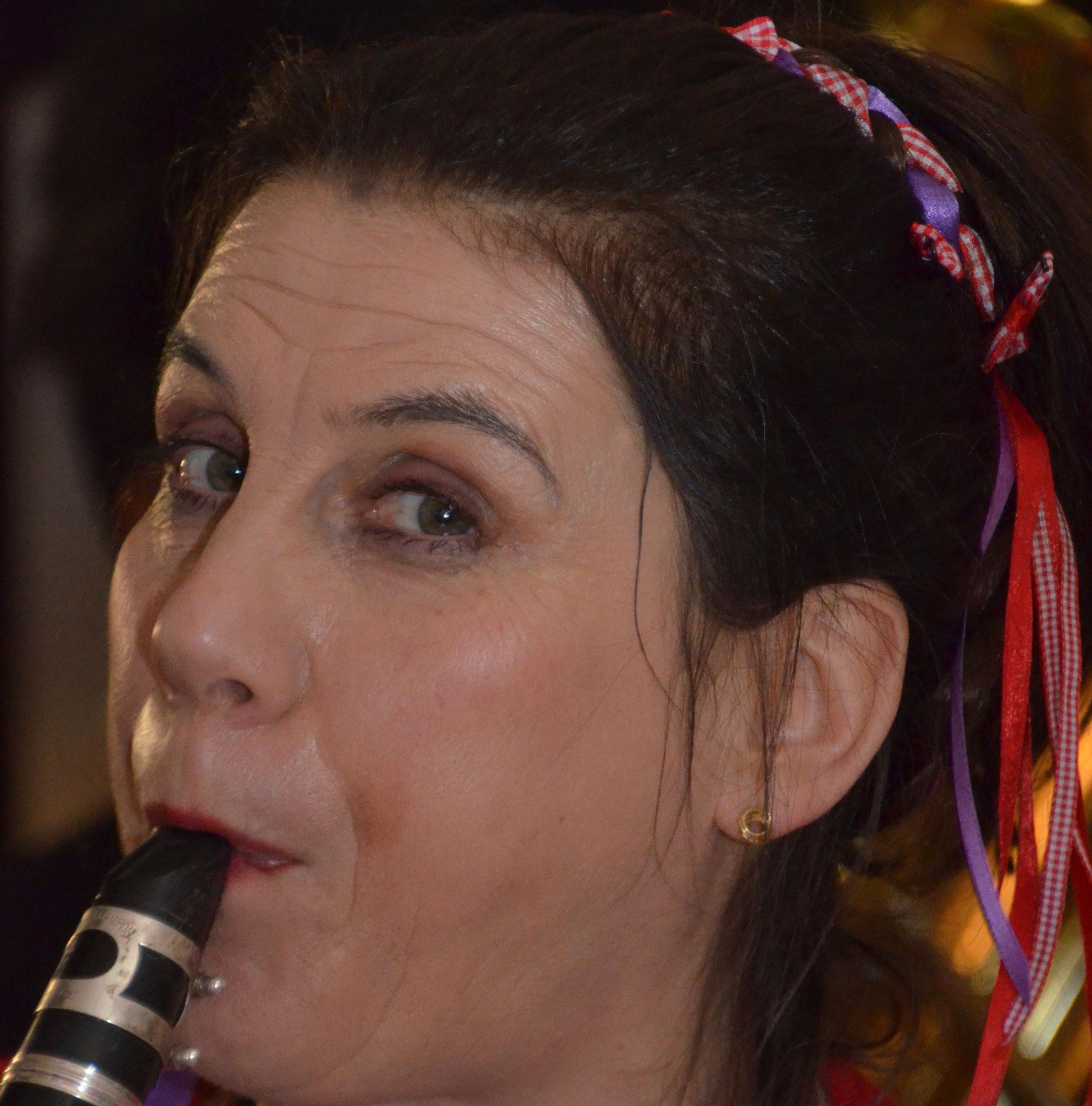 Maia Ernst, Klarinette