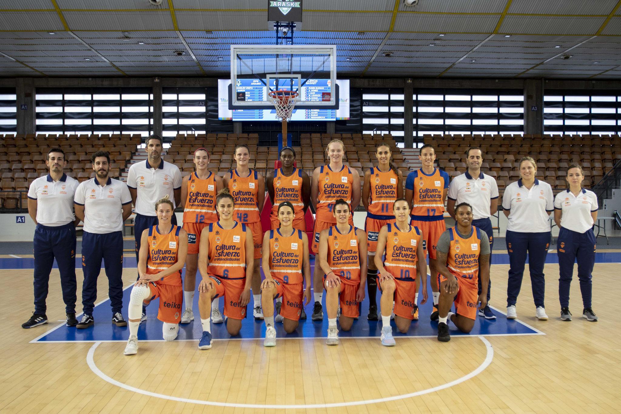 VALENCIA BASKET C. * Liga Femenina Endesa