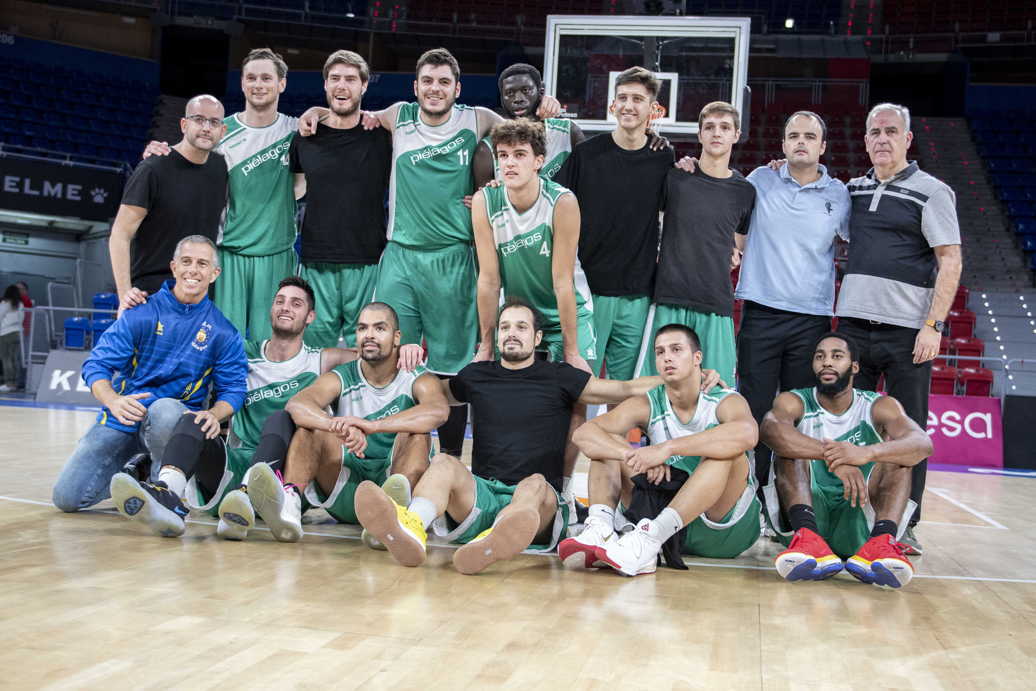 AC1+PIELAGOS * Liga EBA Conferencia A-A