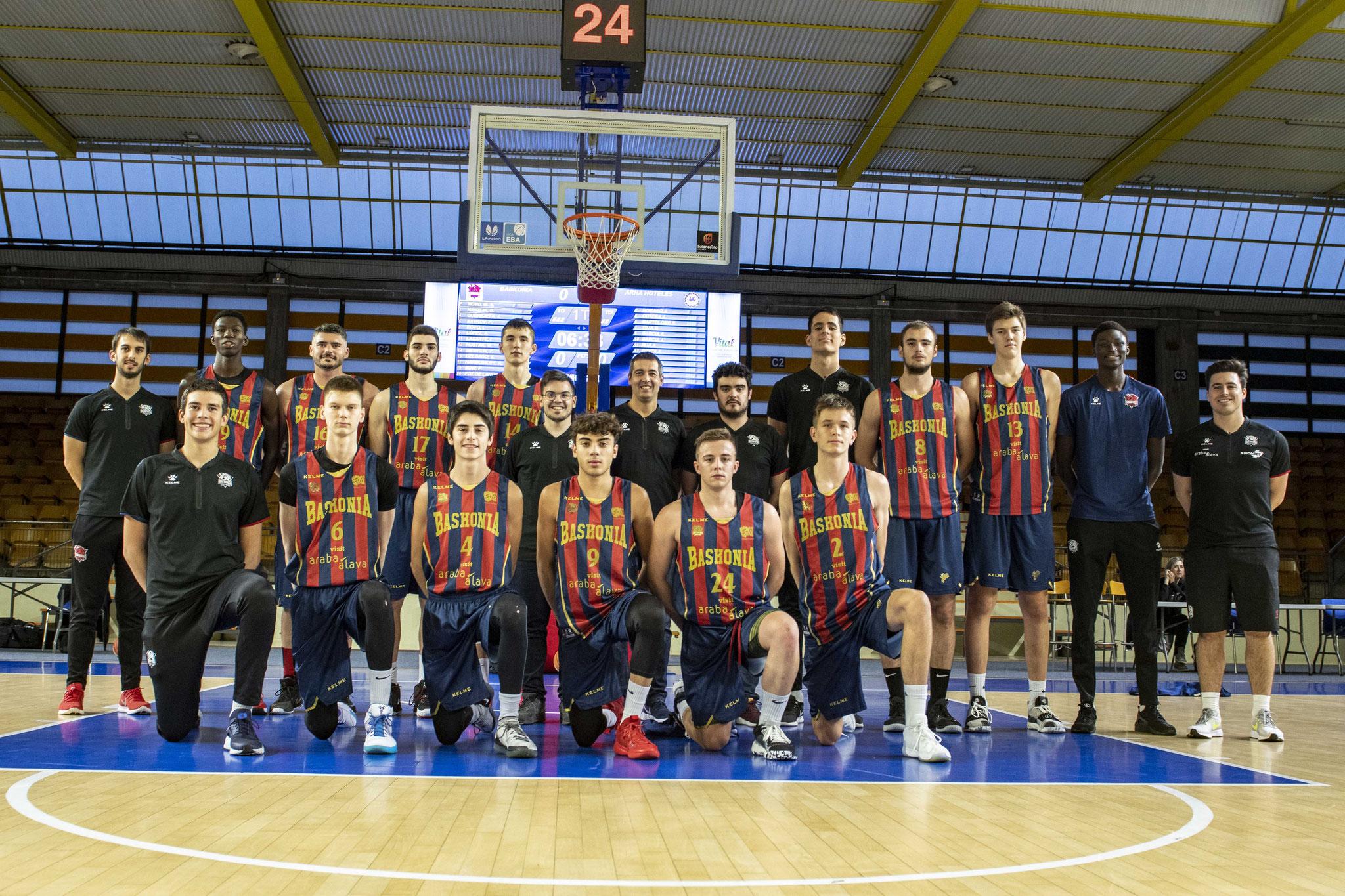 BASKONIA * Liga EBA Conferencia A-A