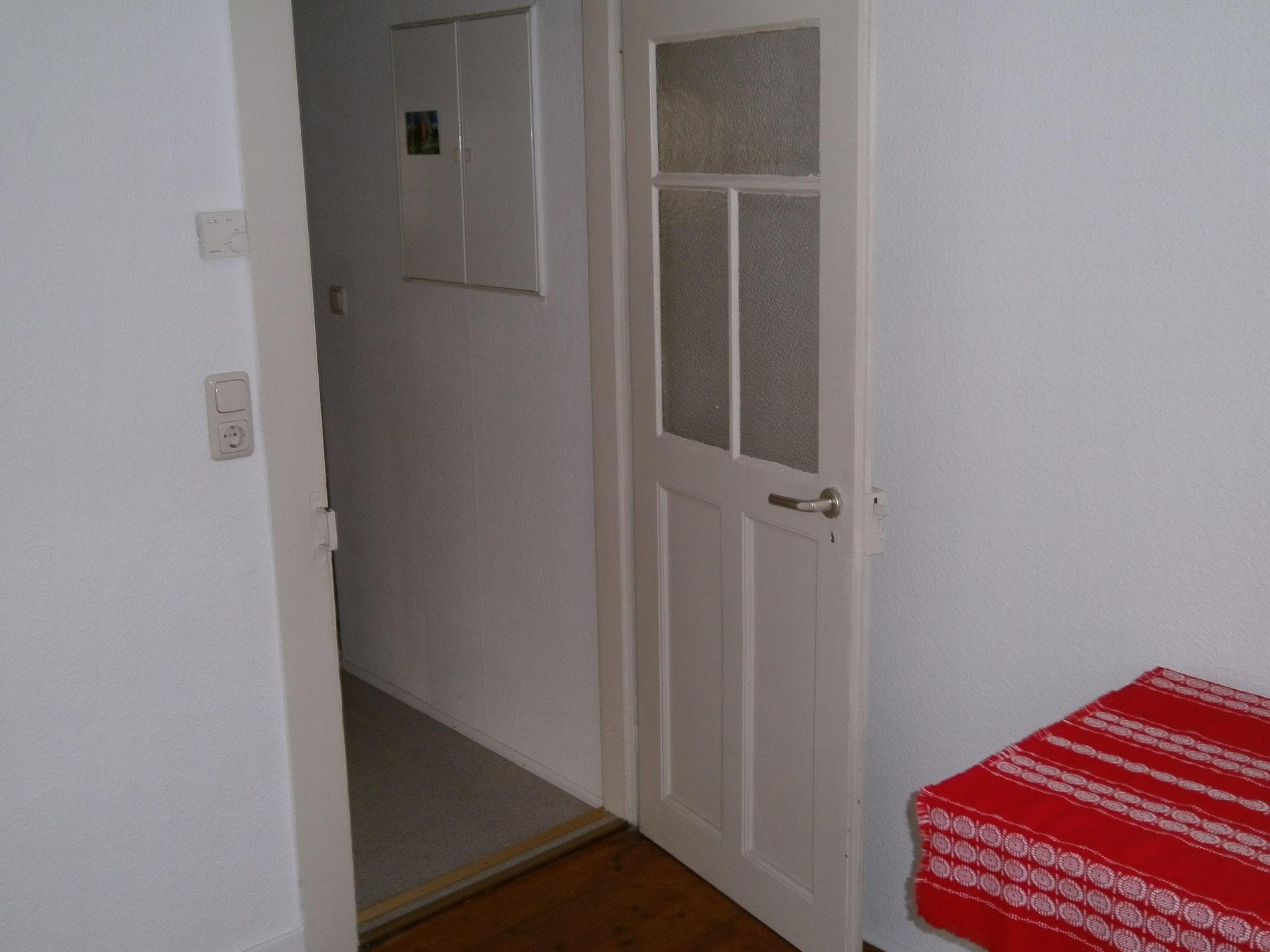 Zugang Zimmer 2,5