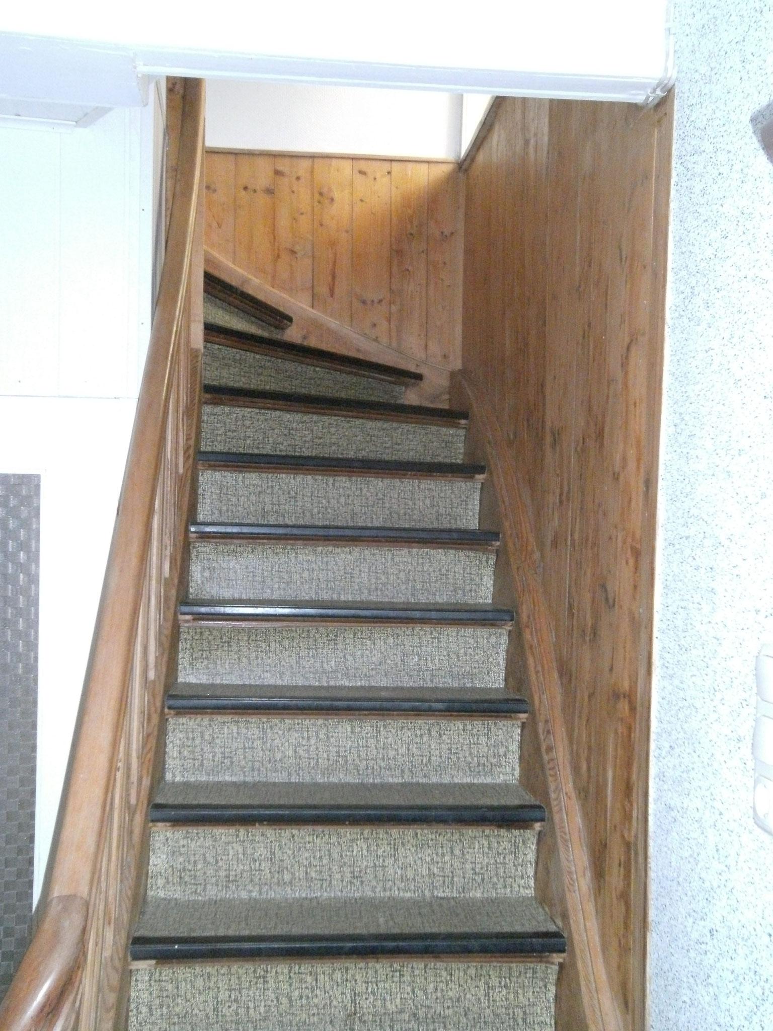 Treppenhaus Bild 1