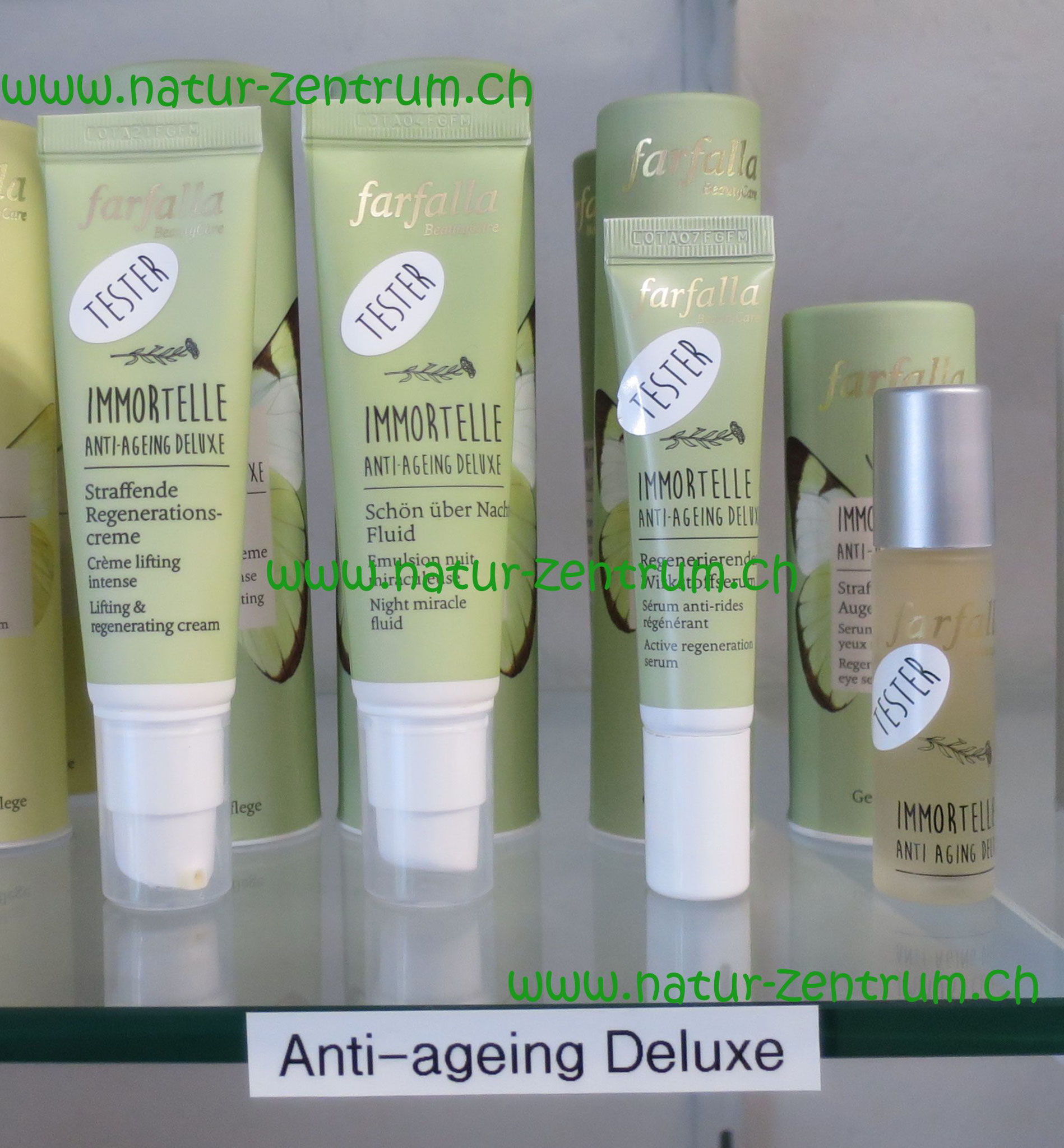 Immortelle - Anti-ageing Deluxe