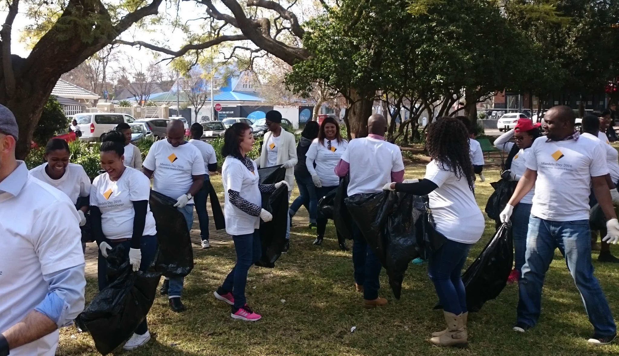 TYME's 67 minutes for Nelson Mandela Day begins