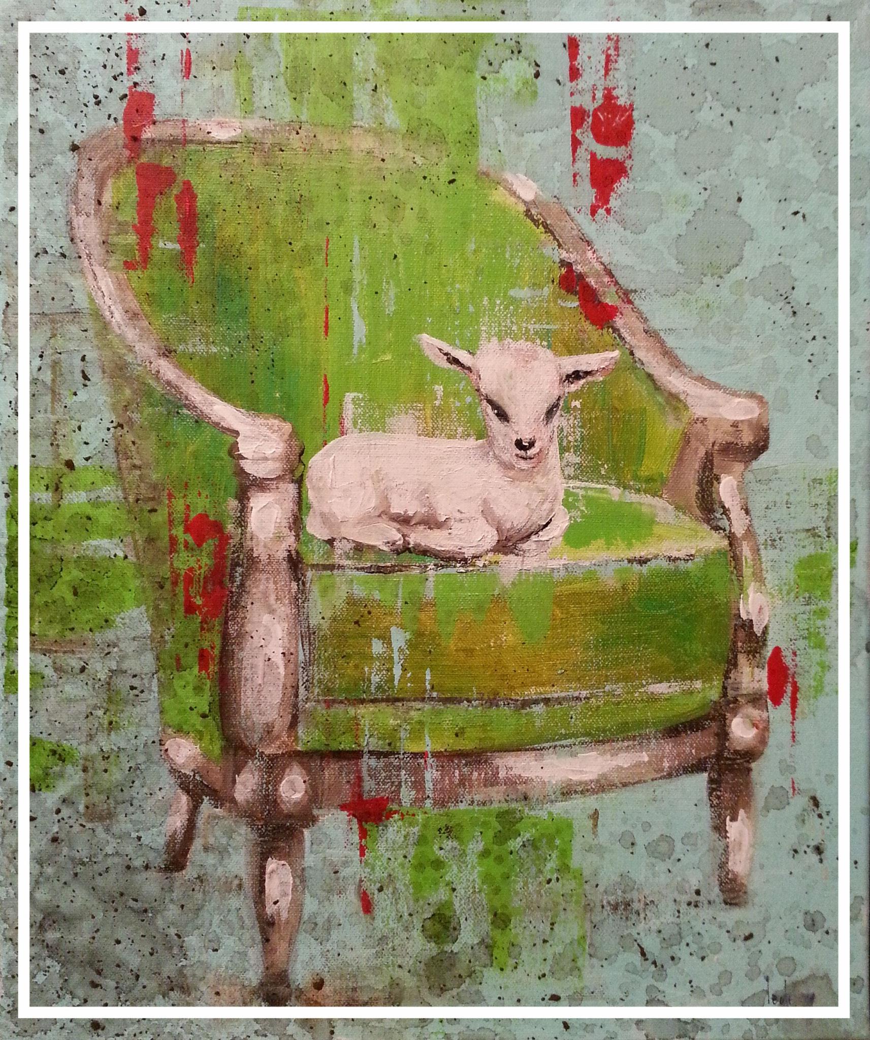 46x38 agneau