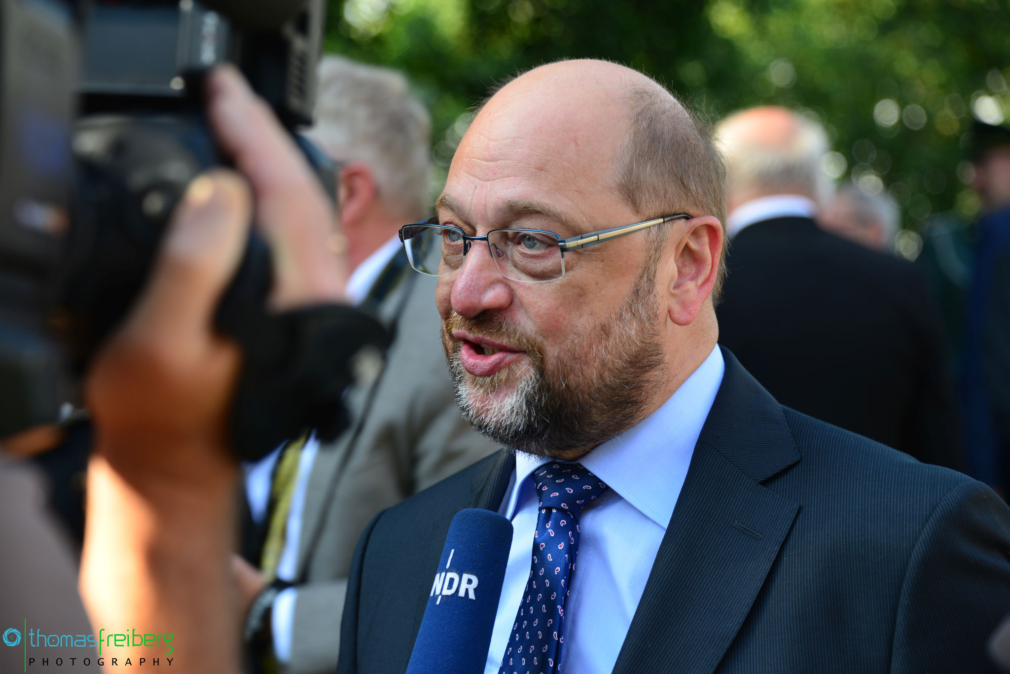 Martin Schulz 2015 - Copyright © - Thomas Freiberg - All Rights reserved.