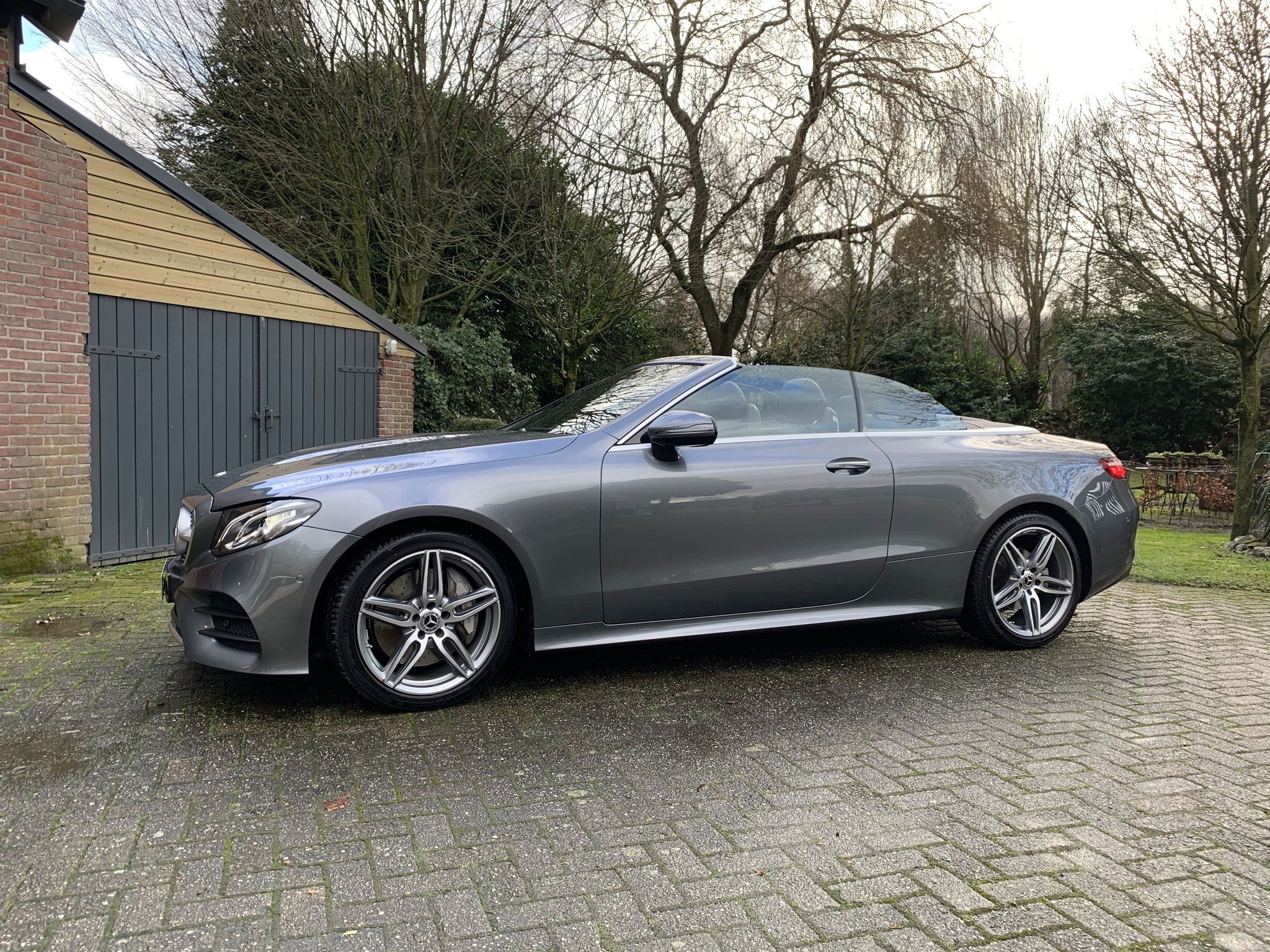 Mercedes E300 Cabrio Full Coating Package