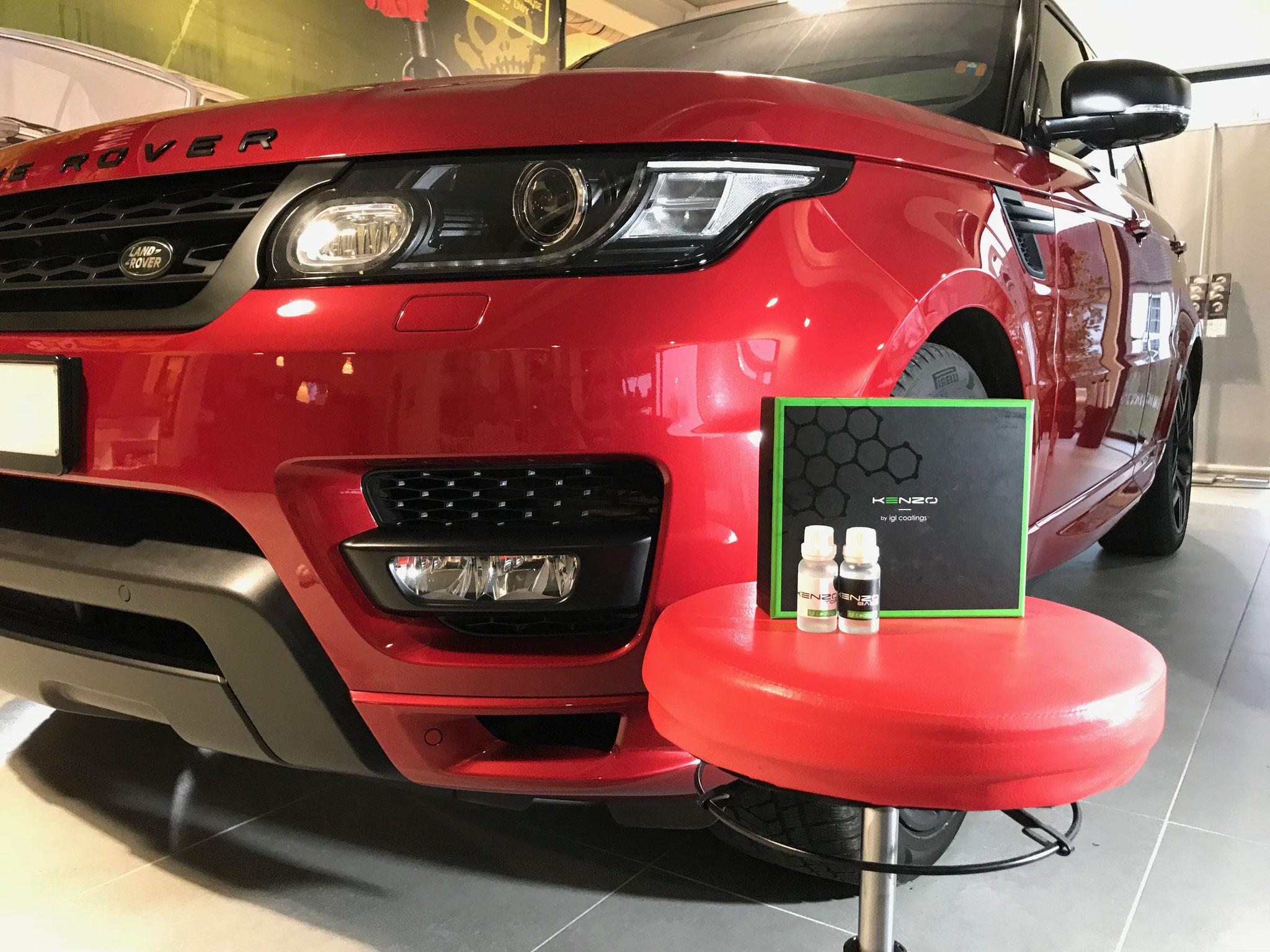 Range Rover Sport Full Coating Package