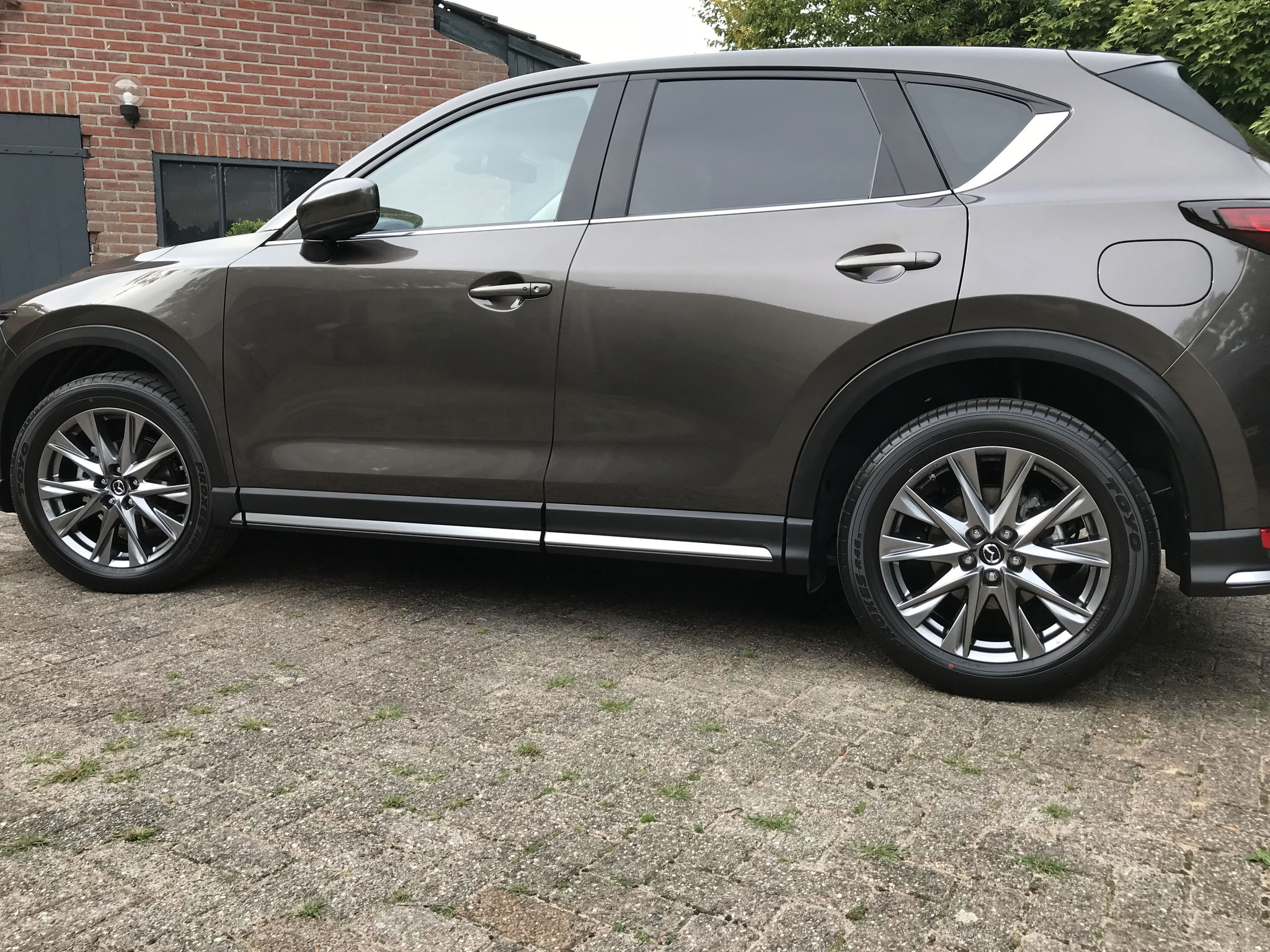 Nieuwe Mazda CX5 Full IGL Coatings