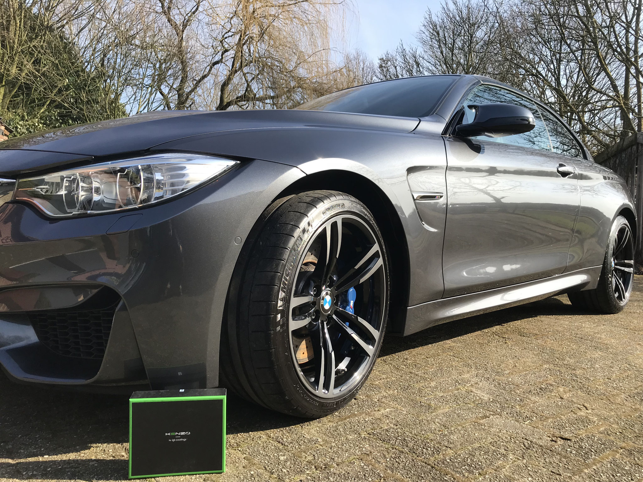 BMW M4 Cabrio Full Coating Package