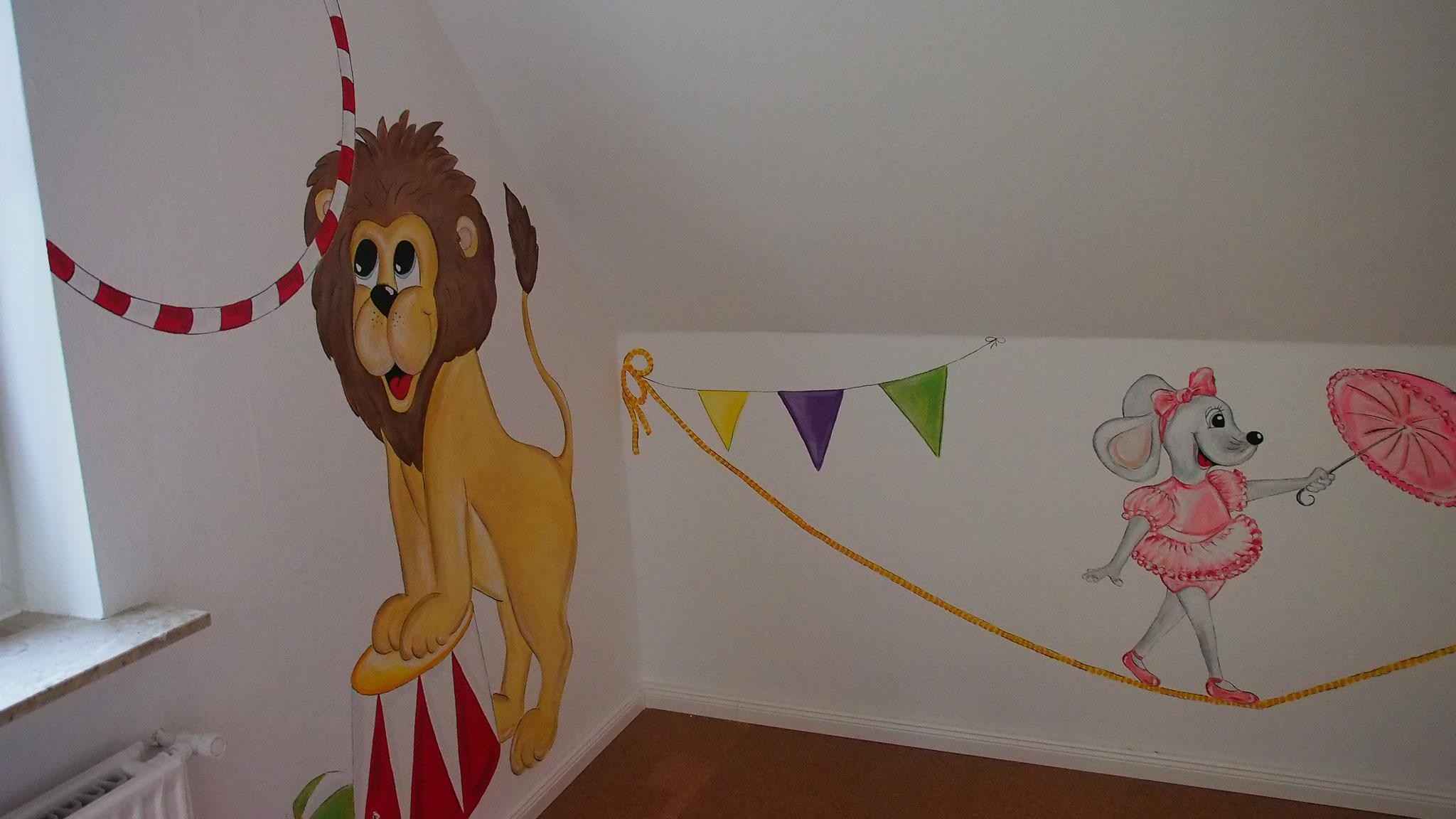 Happy Zirkus/ Foto: Anke Pietrowski
