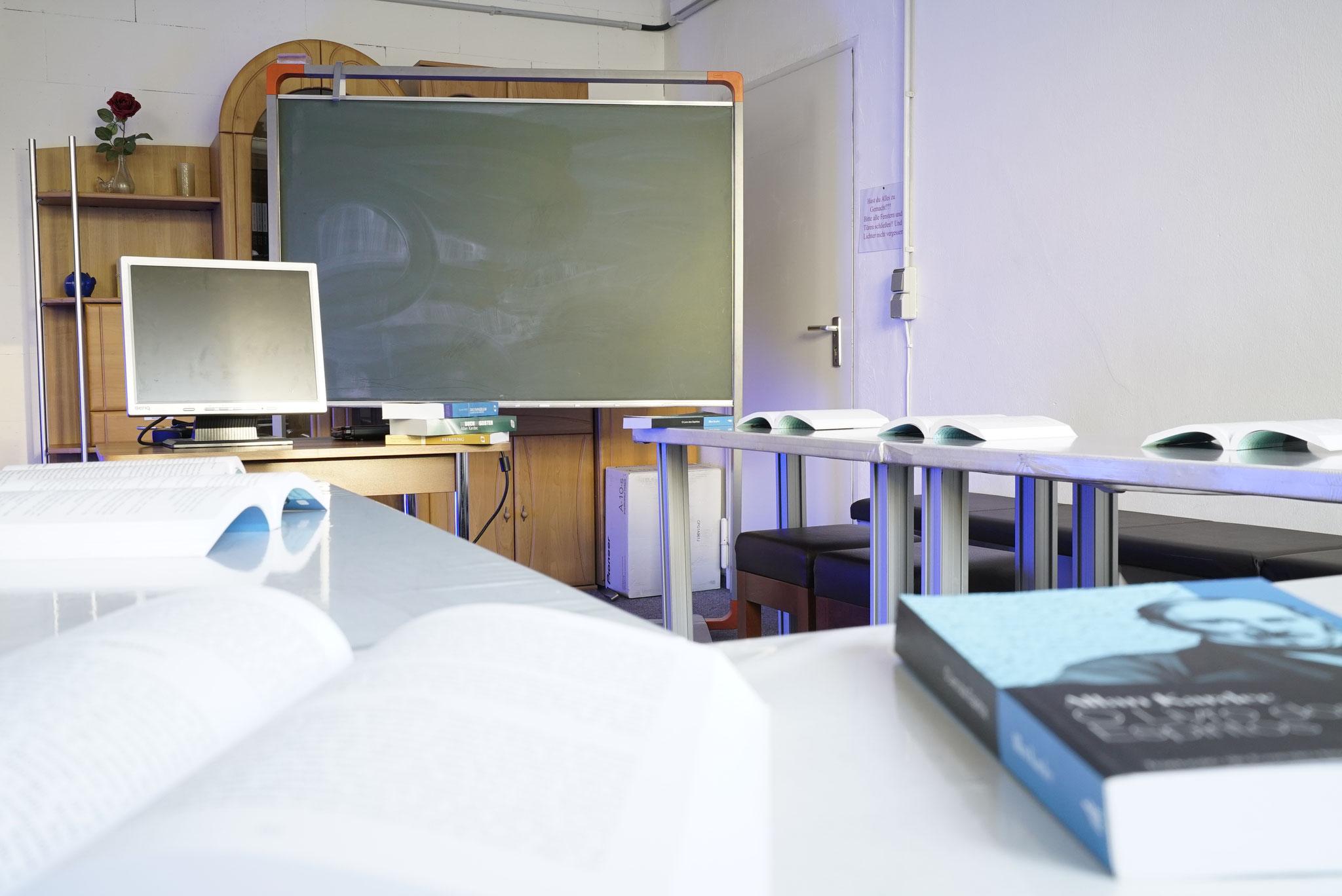 Lern- und Studienraum