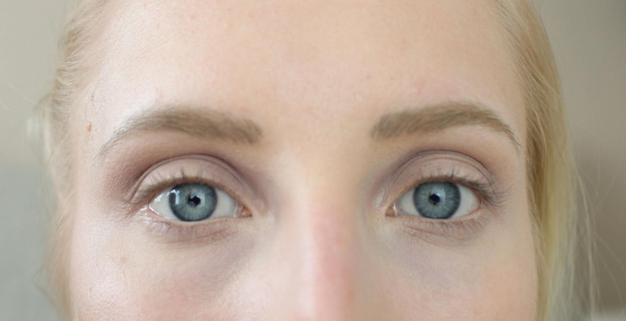 Verzauberkunst Augen Make Up Schritt Für Schritt Dekoration Von 2 - Lidfalte