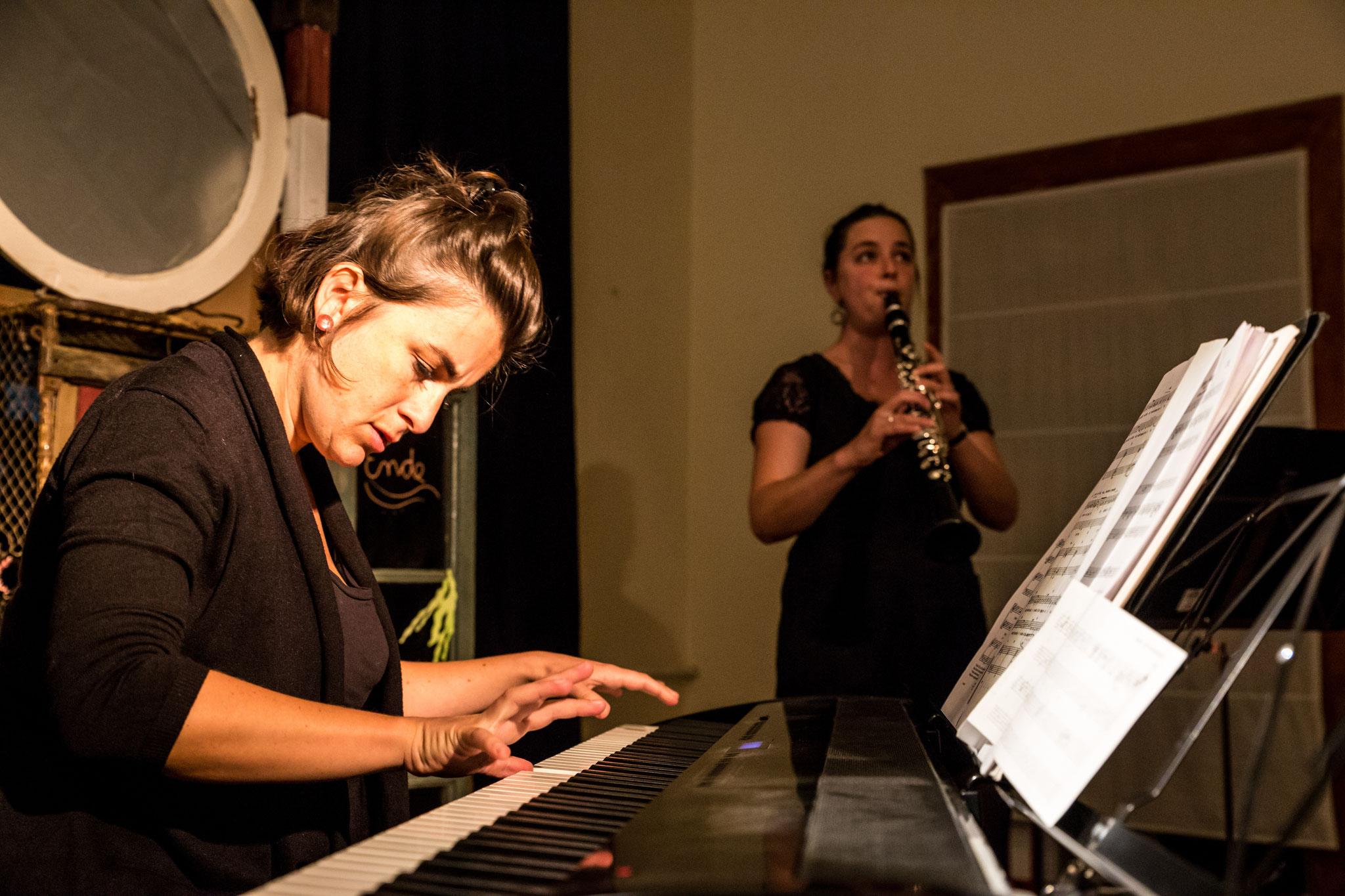 Elena Schoychet & Klara Fabry sorgten für Traum-Klänge