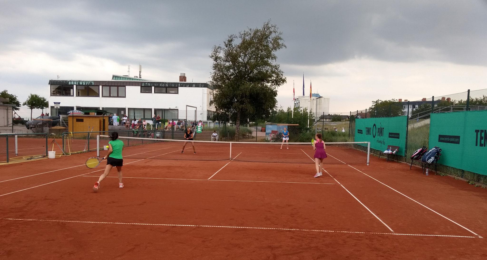Dahme Open 2019 - hier wird seit 1927 Tennis gespielt!