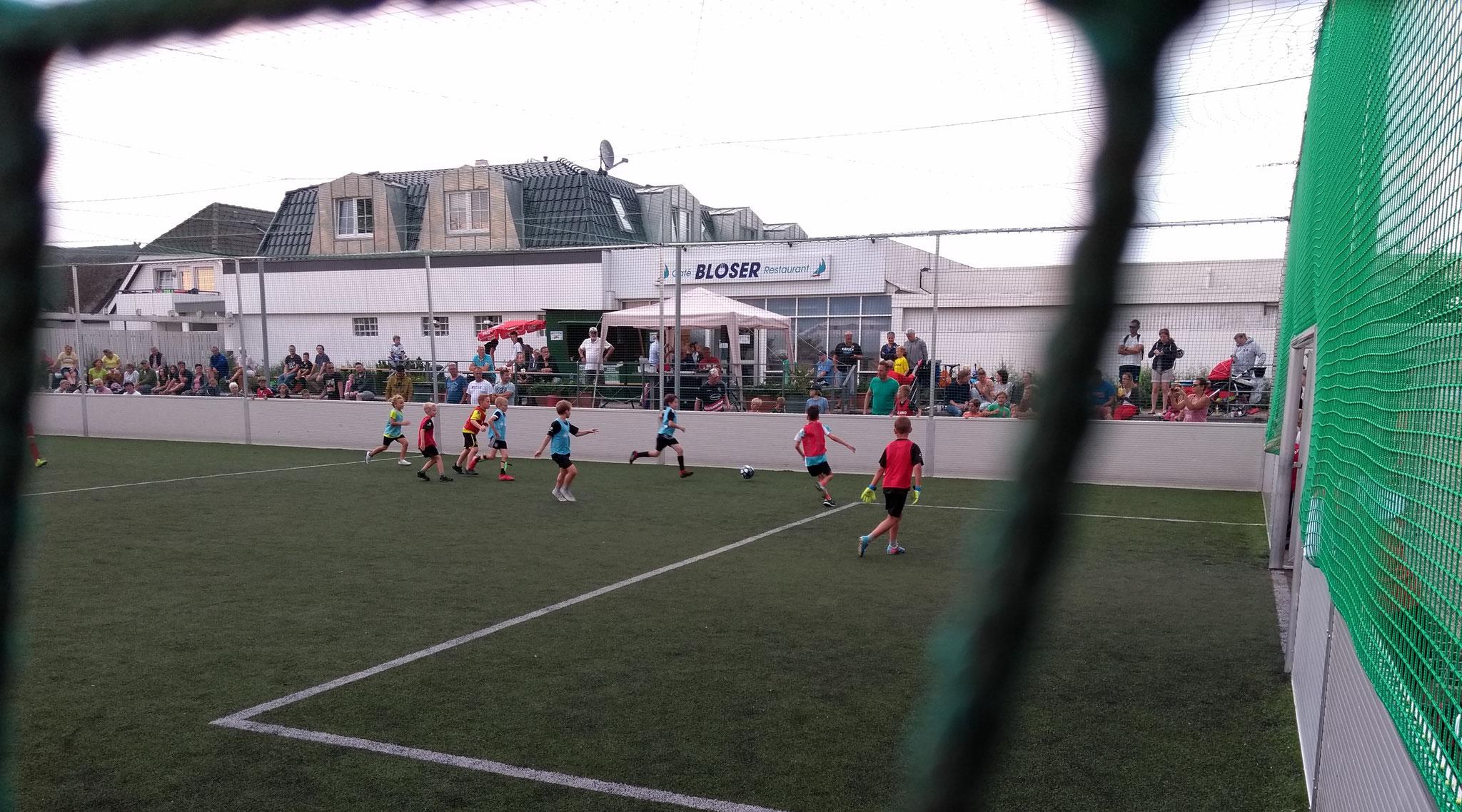 Fußballturnier für 8 - 12 Jährige