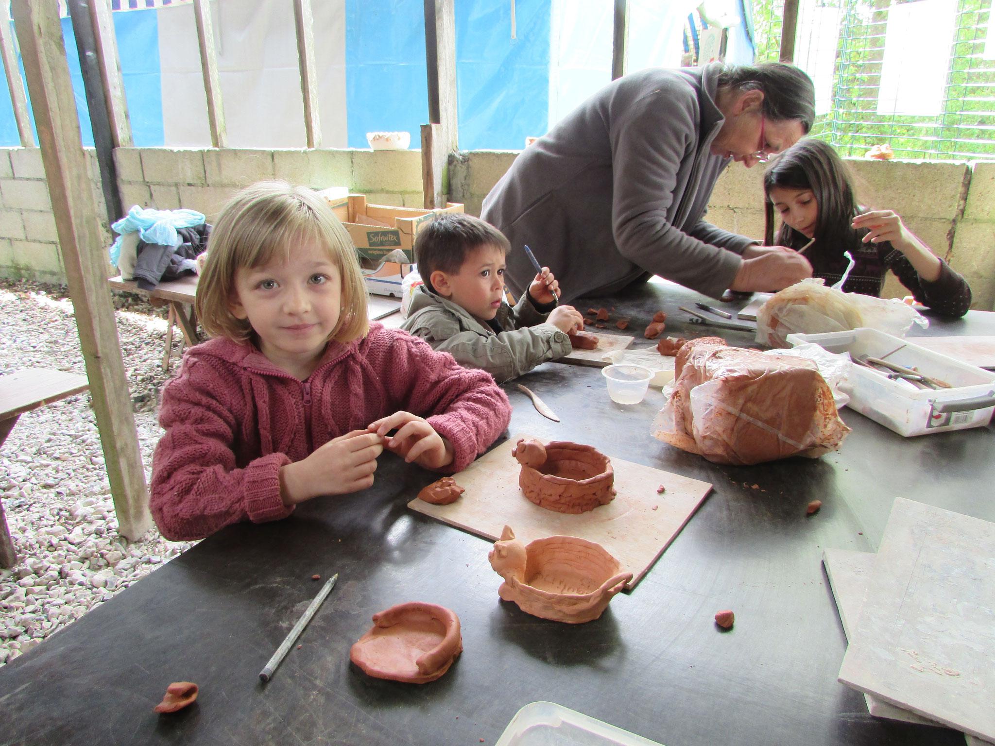 2017 atelier poterie
