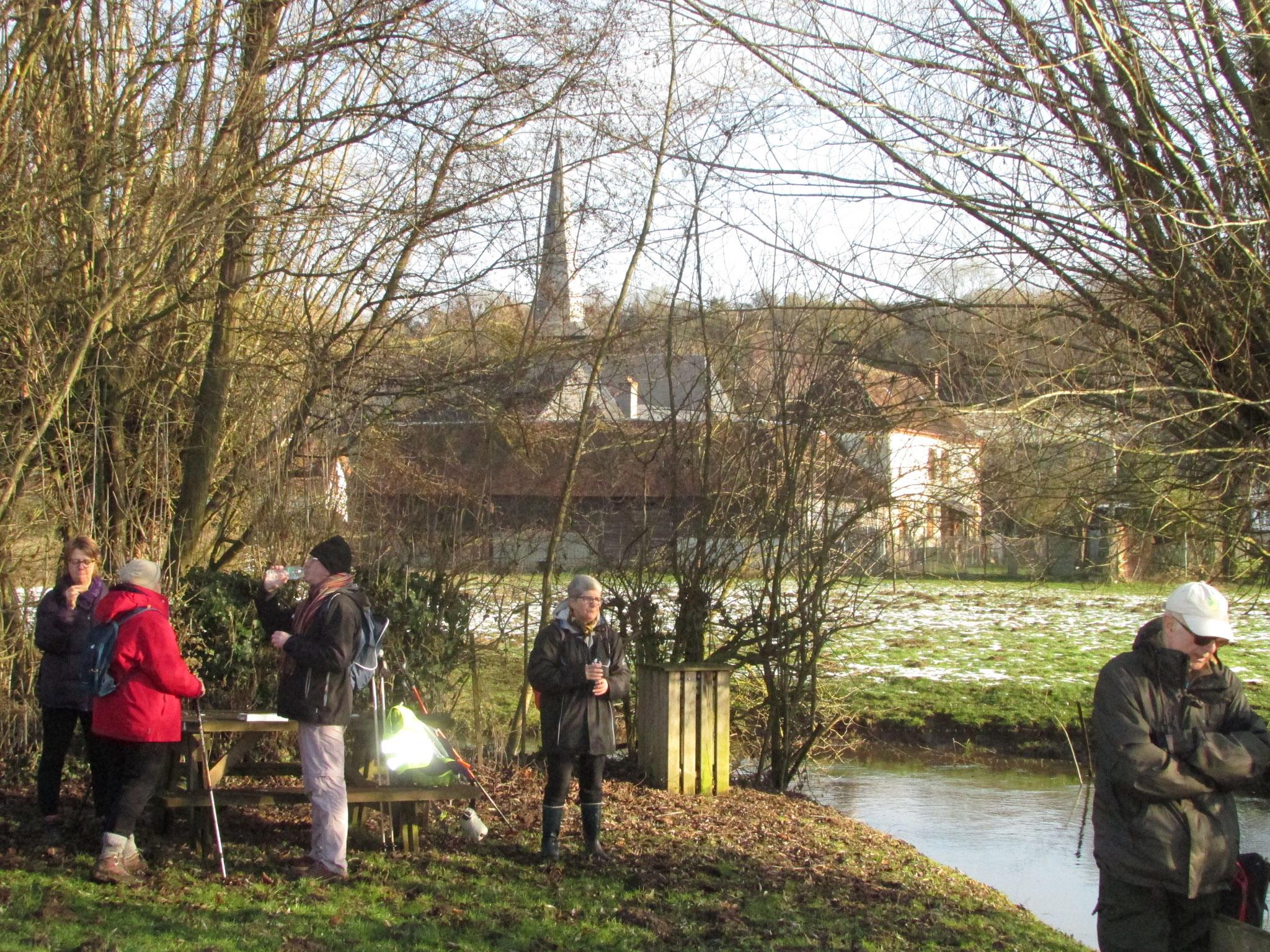 randonnée nature autour de Buicourt