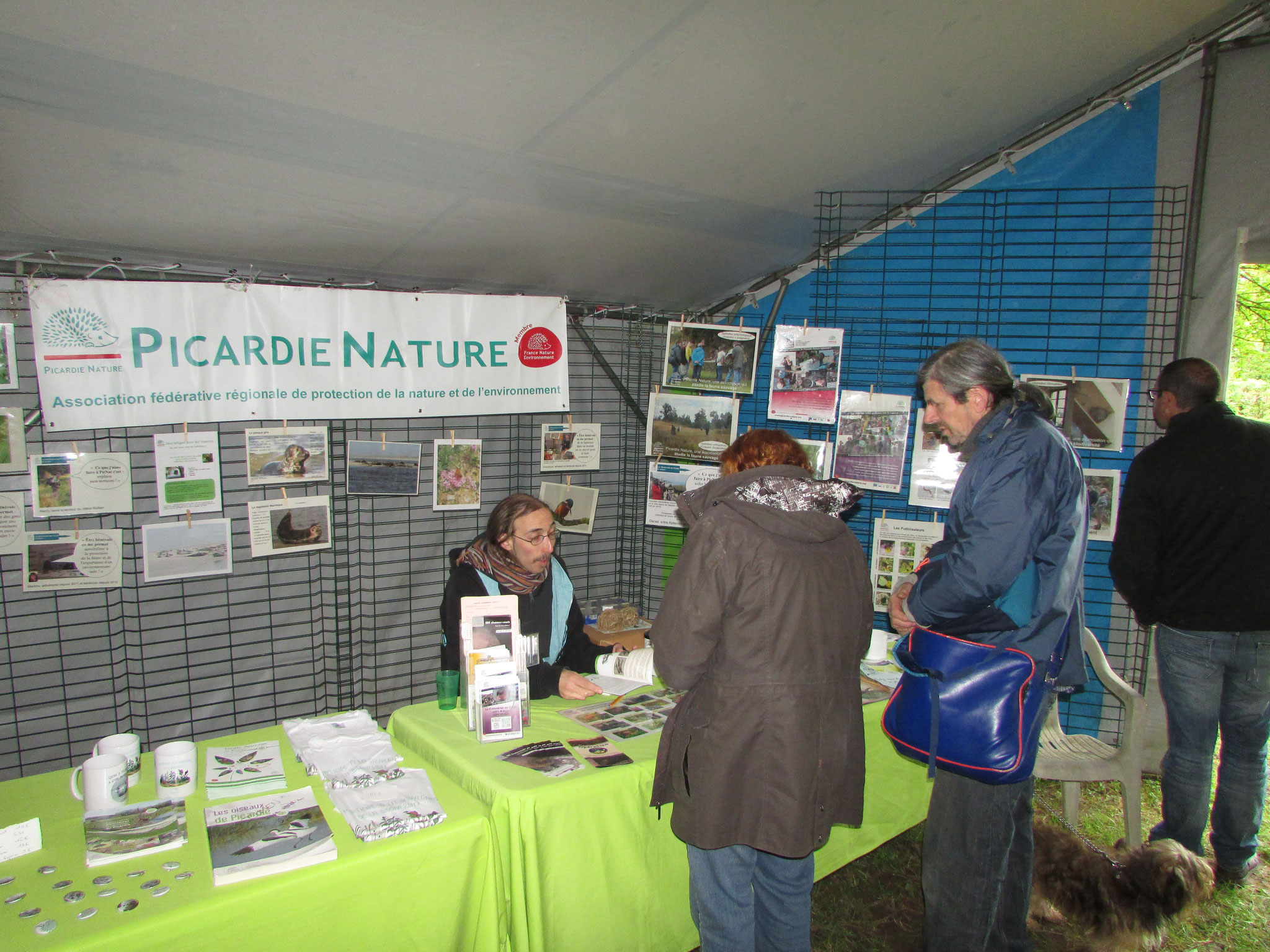2018 stand Picardie Nature