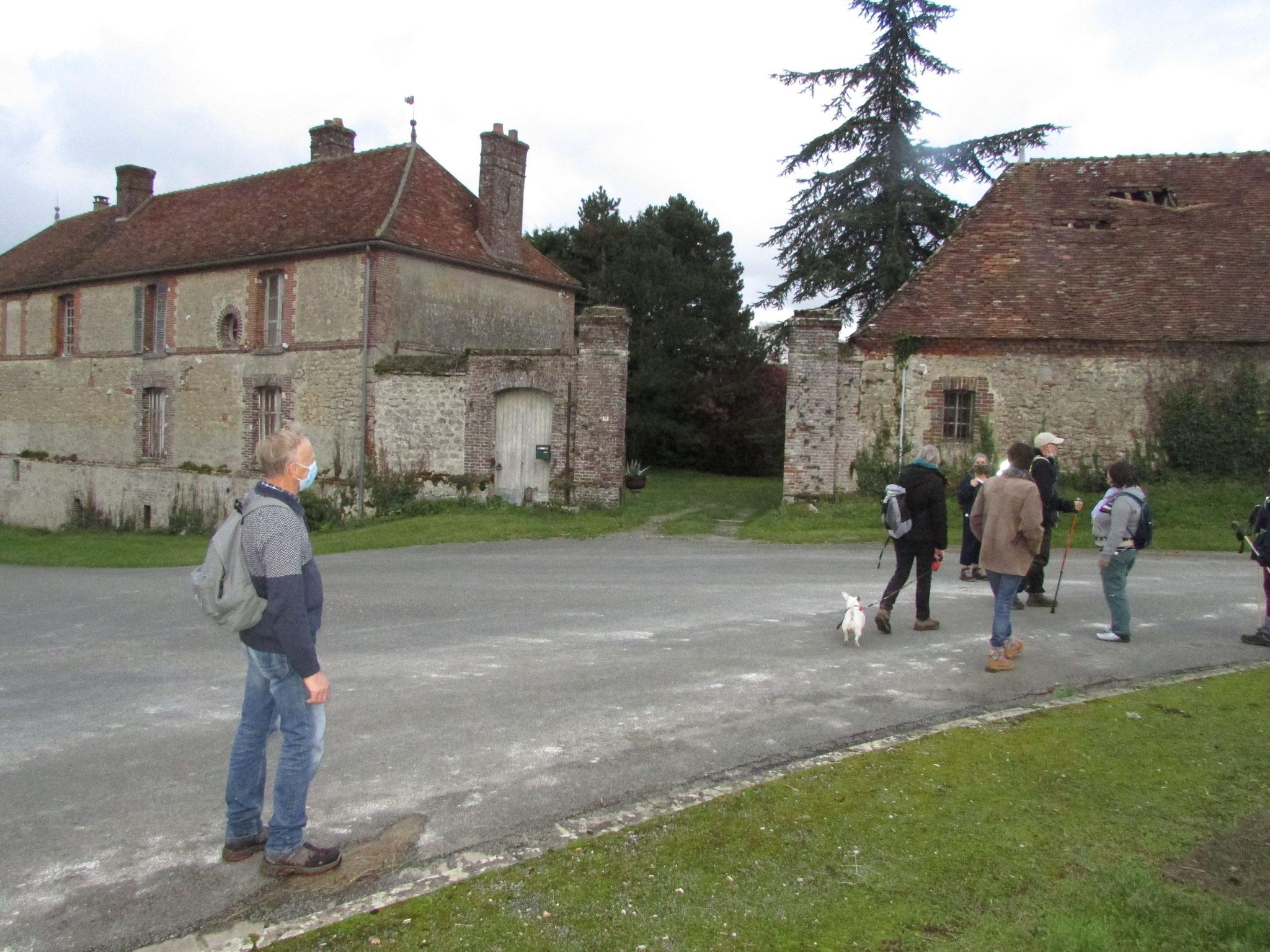 randonnée nature autour de Blacourt octobre 2020