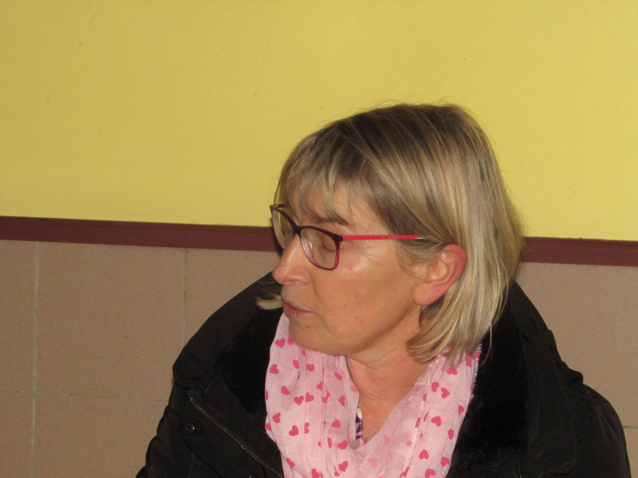 Christine réélue Présidente