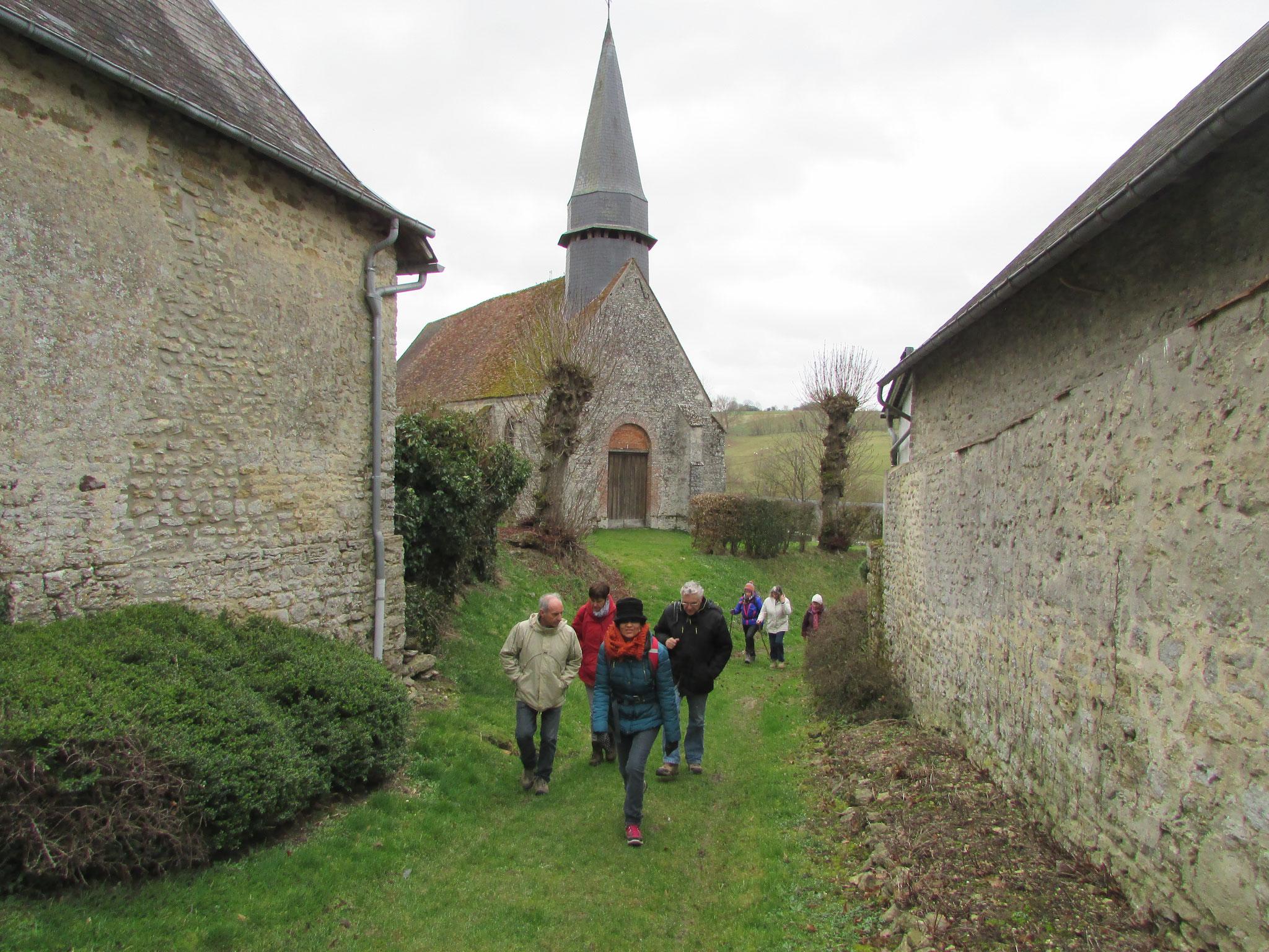 Randonnée nature autour de Saint Quentin