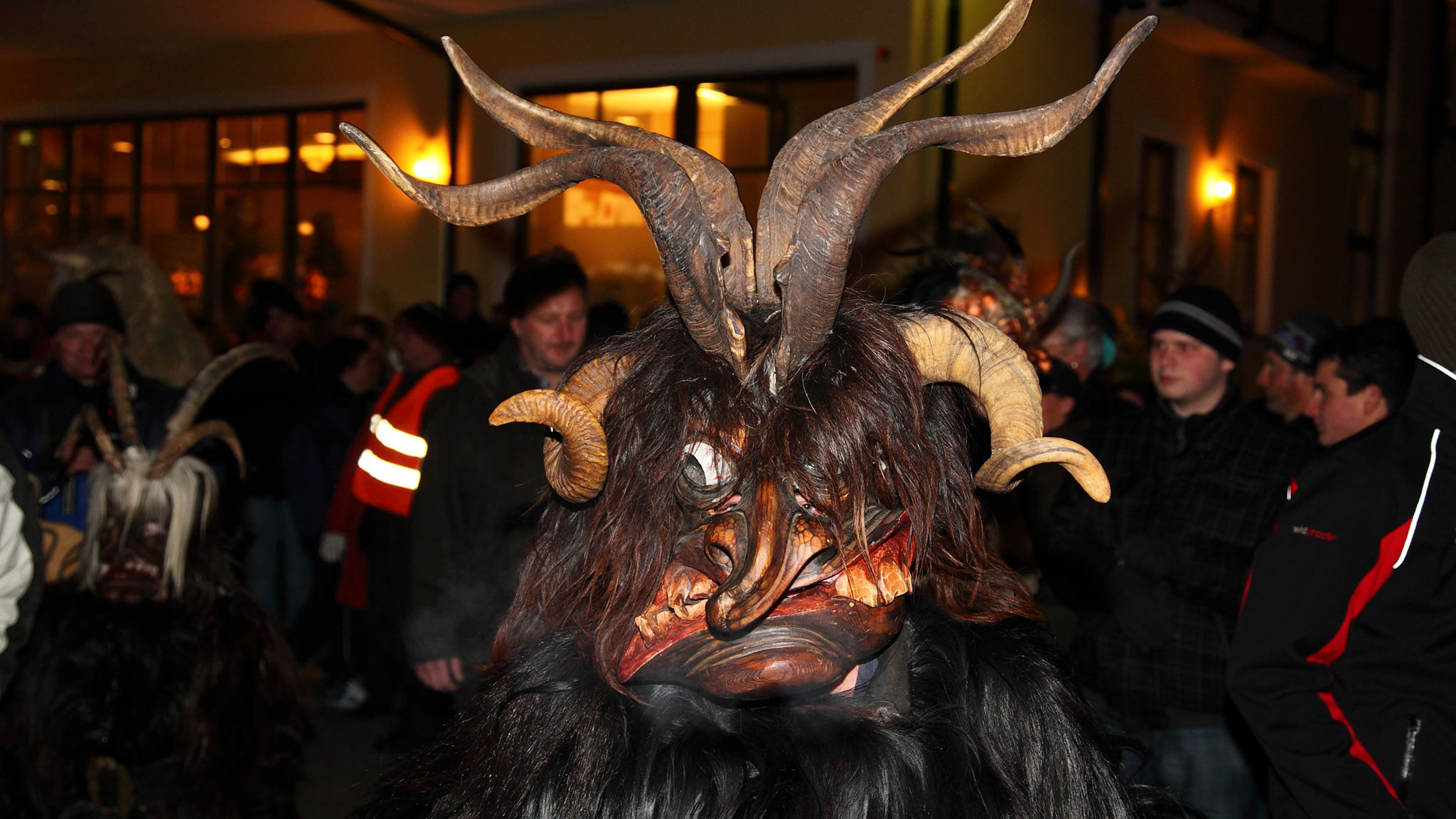 Krampus and Perchten