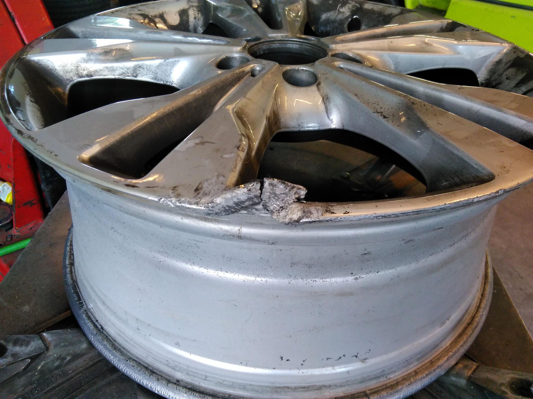 Reparatie Van Randschade Velgen Nl