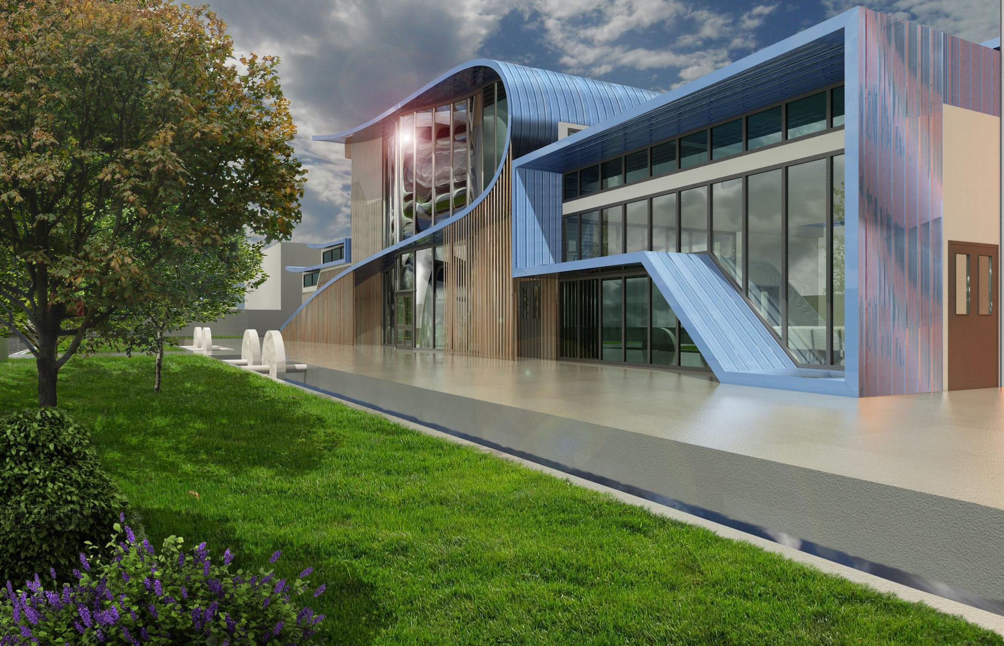 WaveBUILD edificio direzionale
