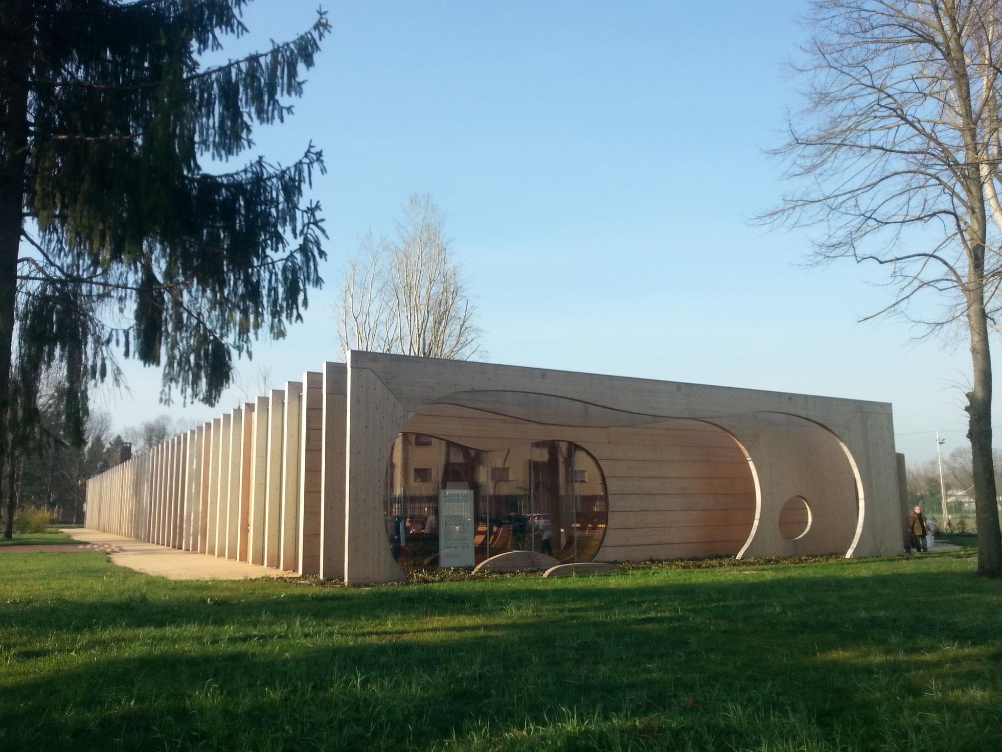 SCUOLA PER L'INFANZIA (Guastalla RE, Italia, 2015) arch. Mario Cucinella