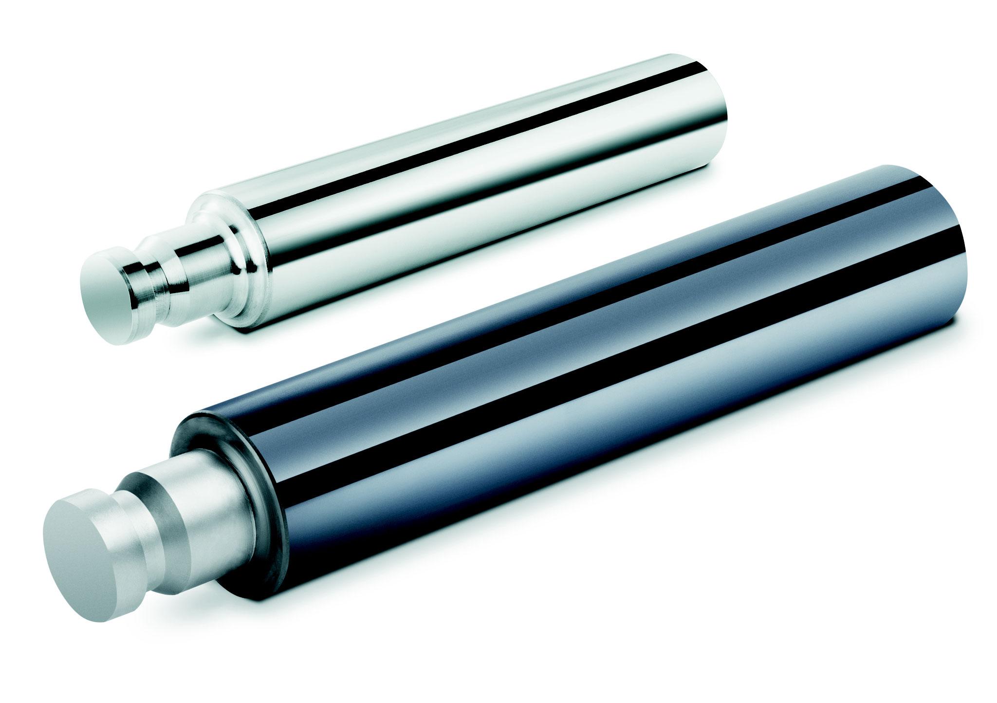 Plunger mit Bimetallic und CRC-Max Beschichtung