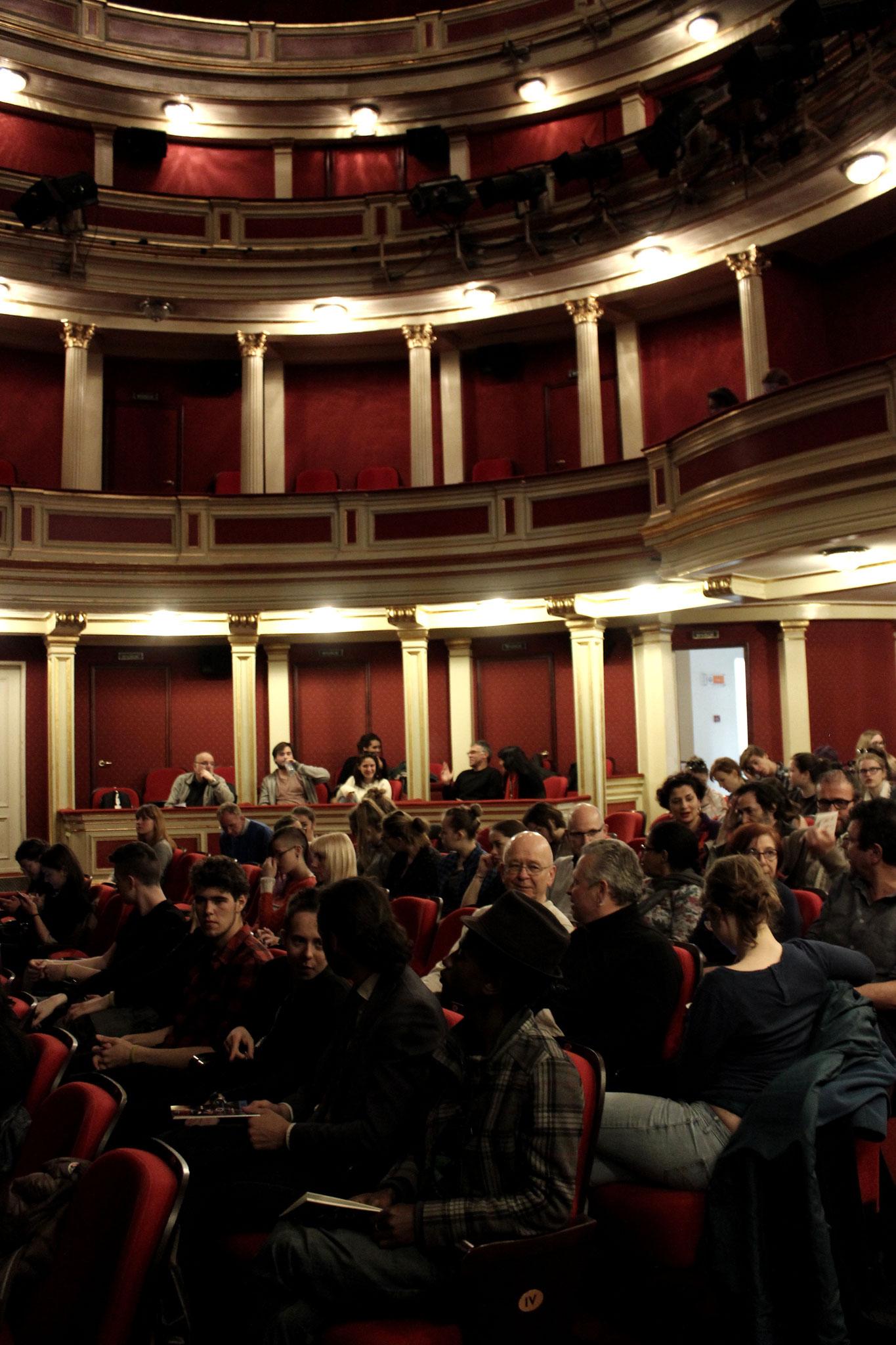 2ème Festival pour Lycéens, Poznań - Théâtre National Polonais de Poznań