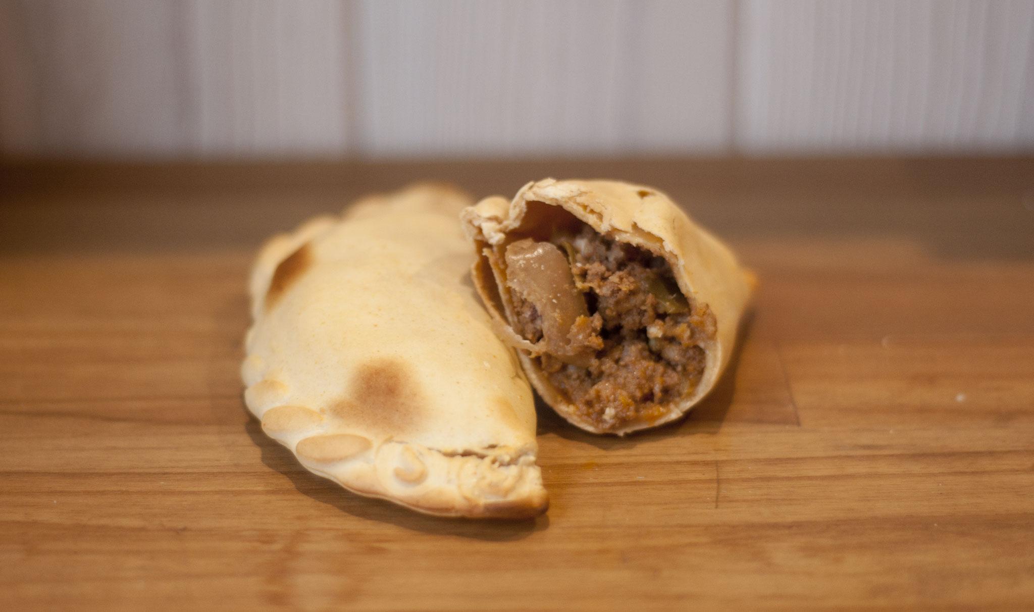 Empanada Boeuf Salteña, la typique de Salta