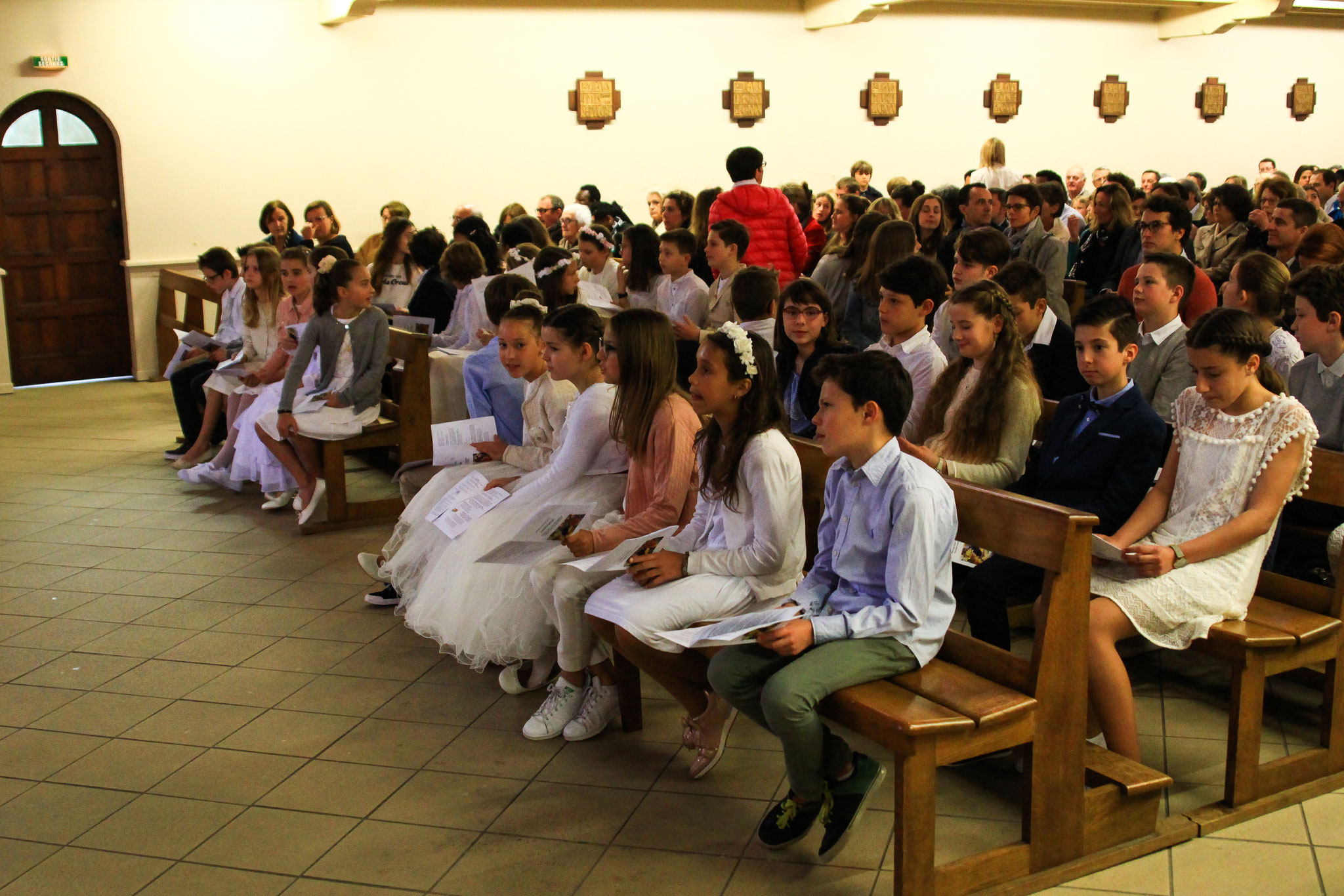 Confirmation 2018 - Eglise Sainte-Marie