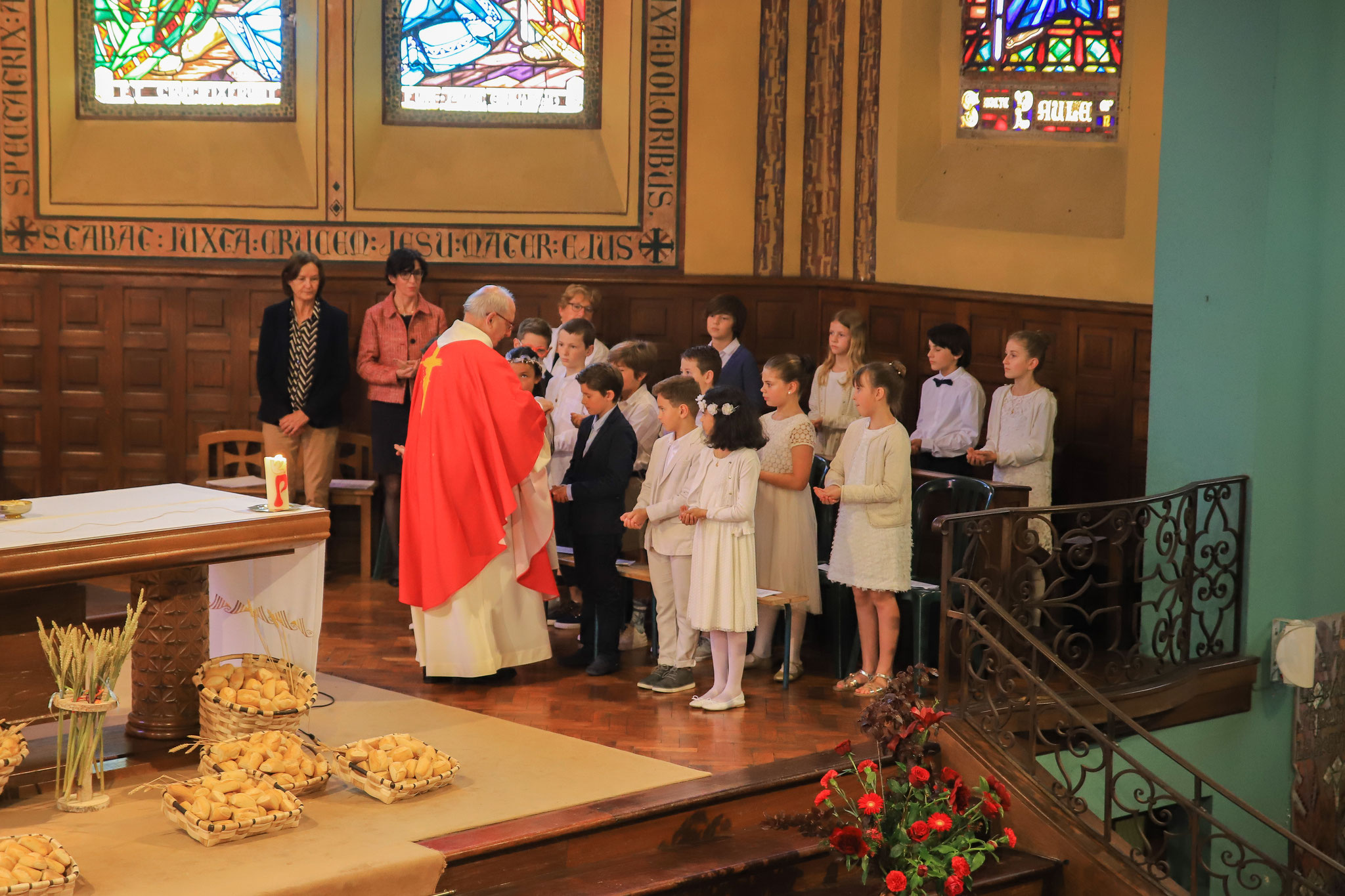 Communion 2018 - Sainte-Marie