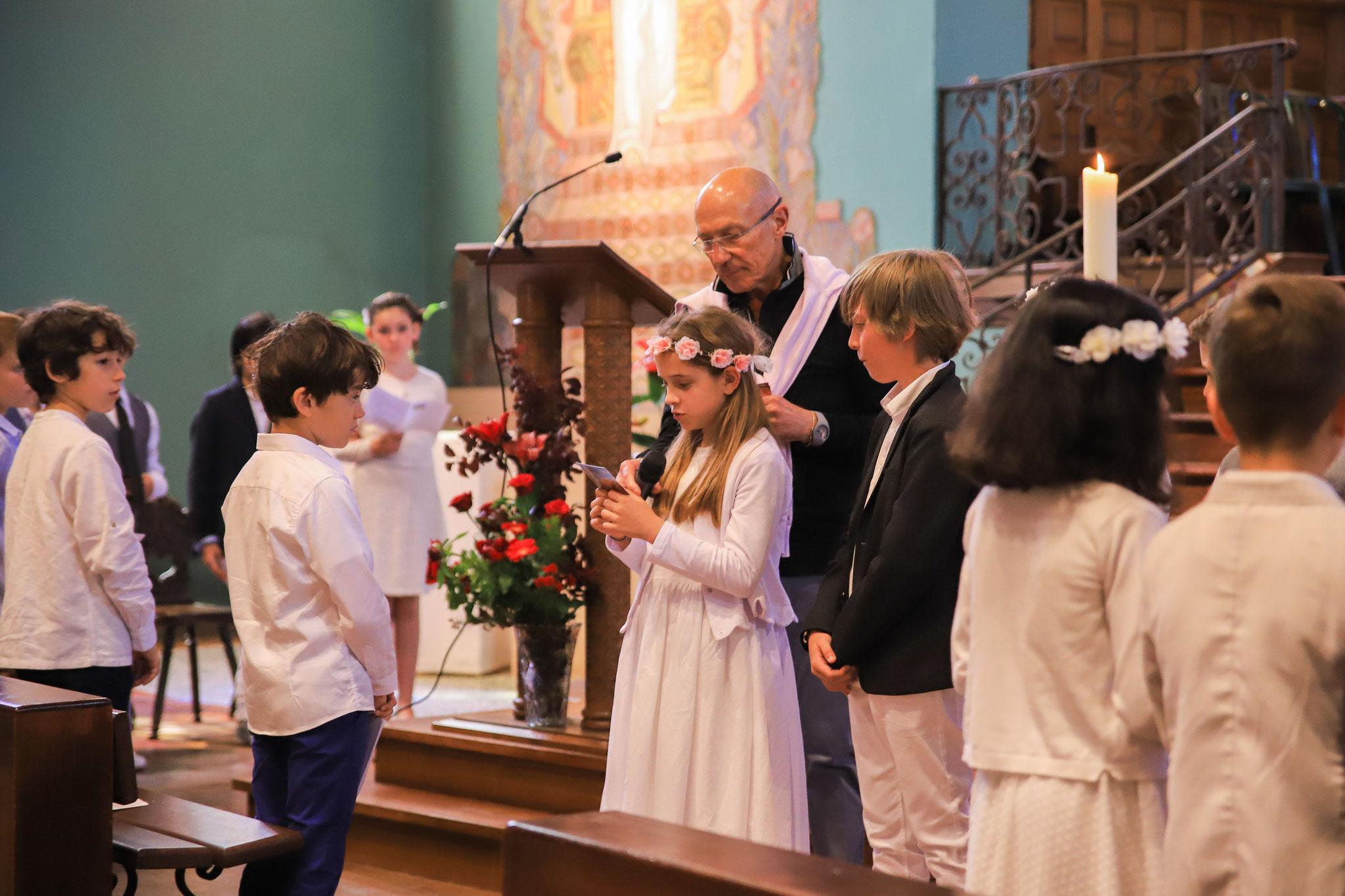 Communion 2018 - Sainte-Marie