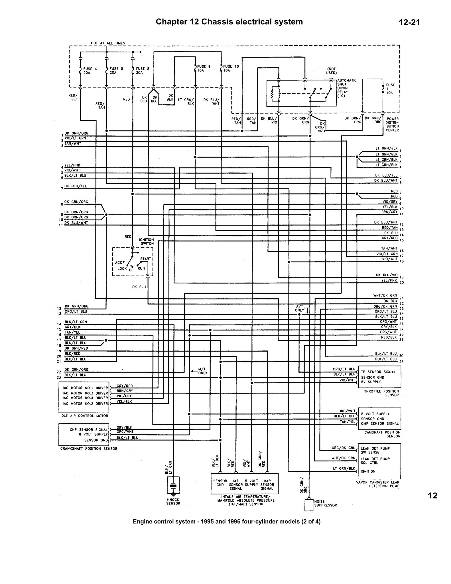 chrysler - wiring diagrams 2005 chrysler town and country wiring diagram  automotive manuals - wiring diagrams