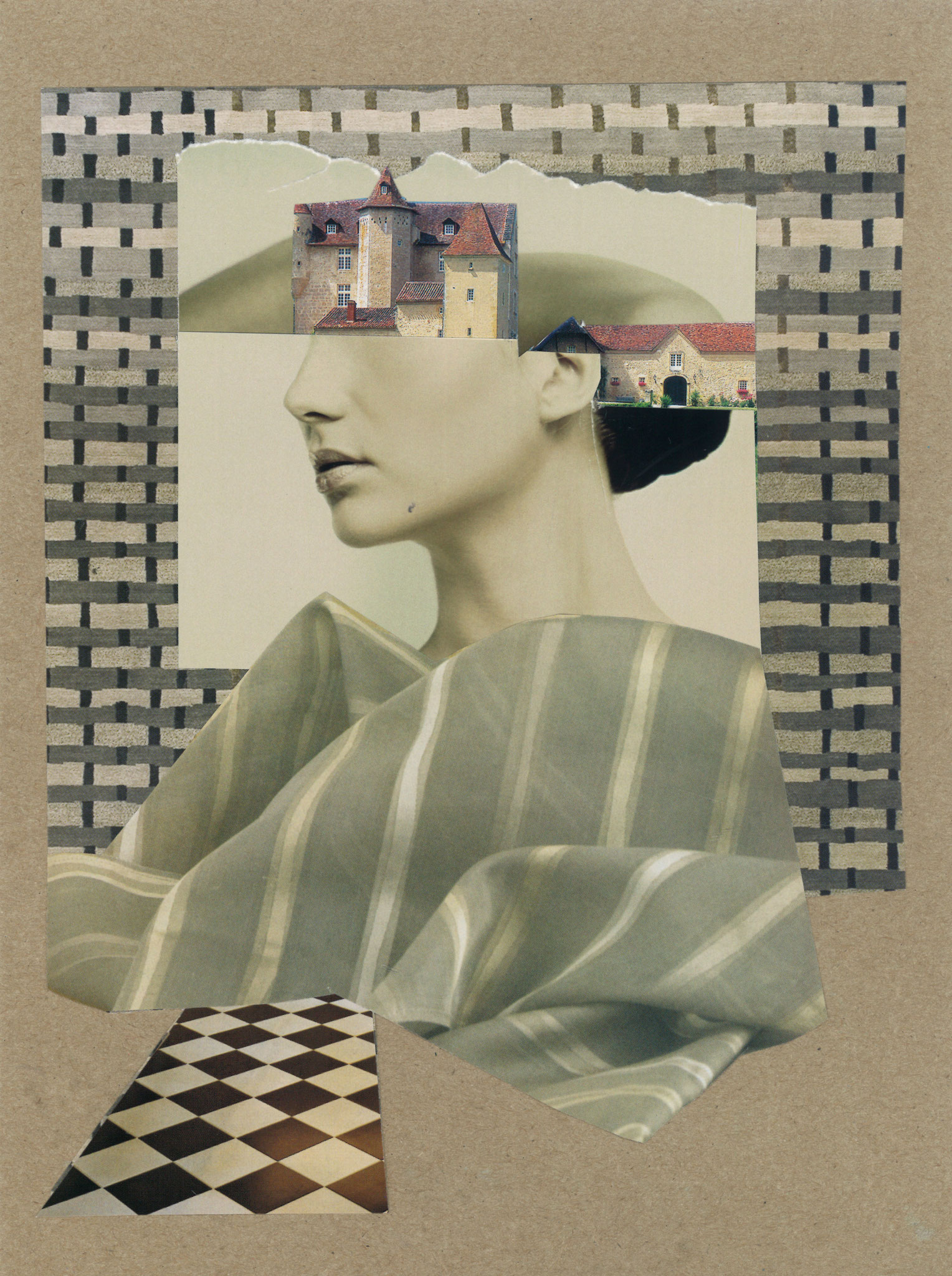 Collage by deborah harris