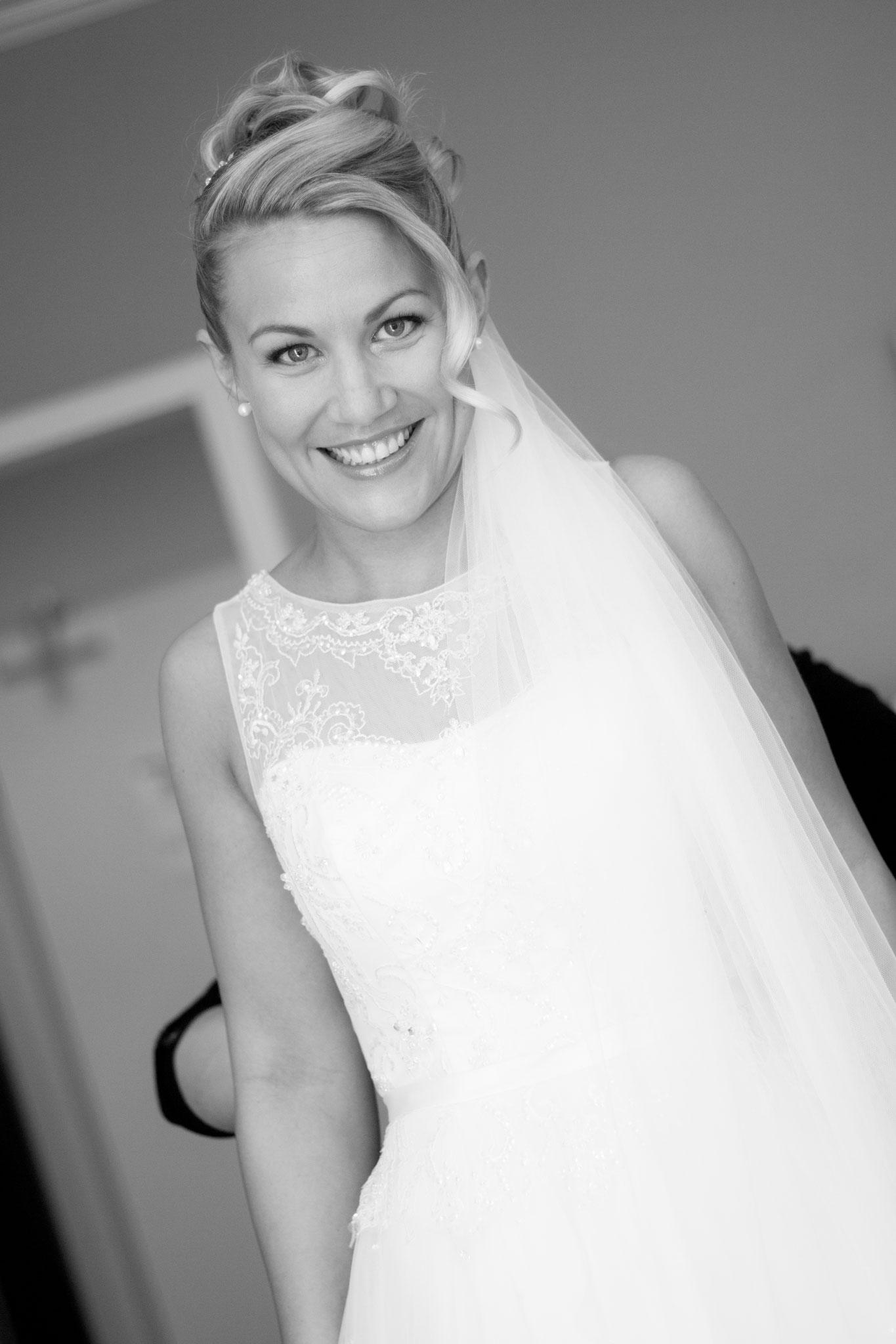 Braut Eva - gestylt von Wandelbar Make-Up