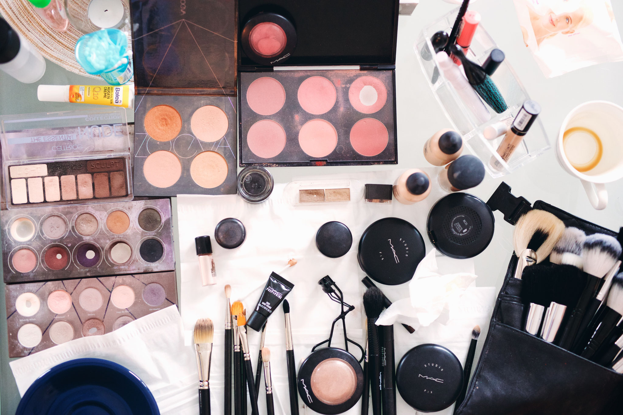 Wandelbar Make-Up Produkte