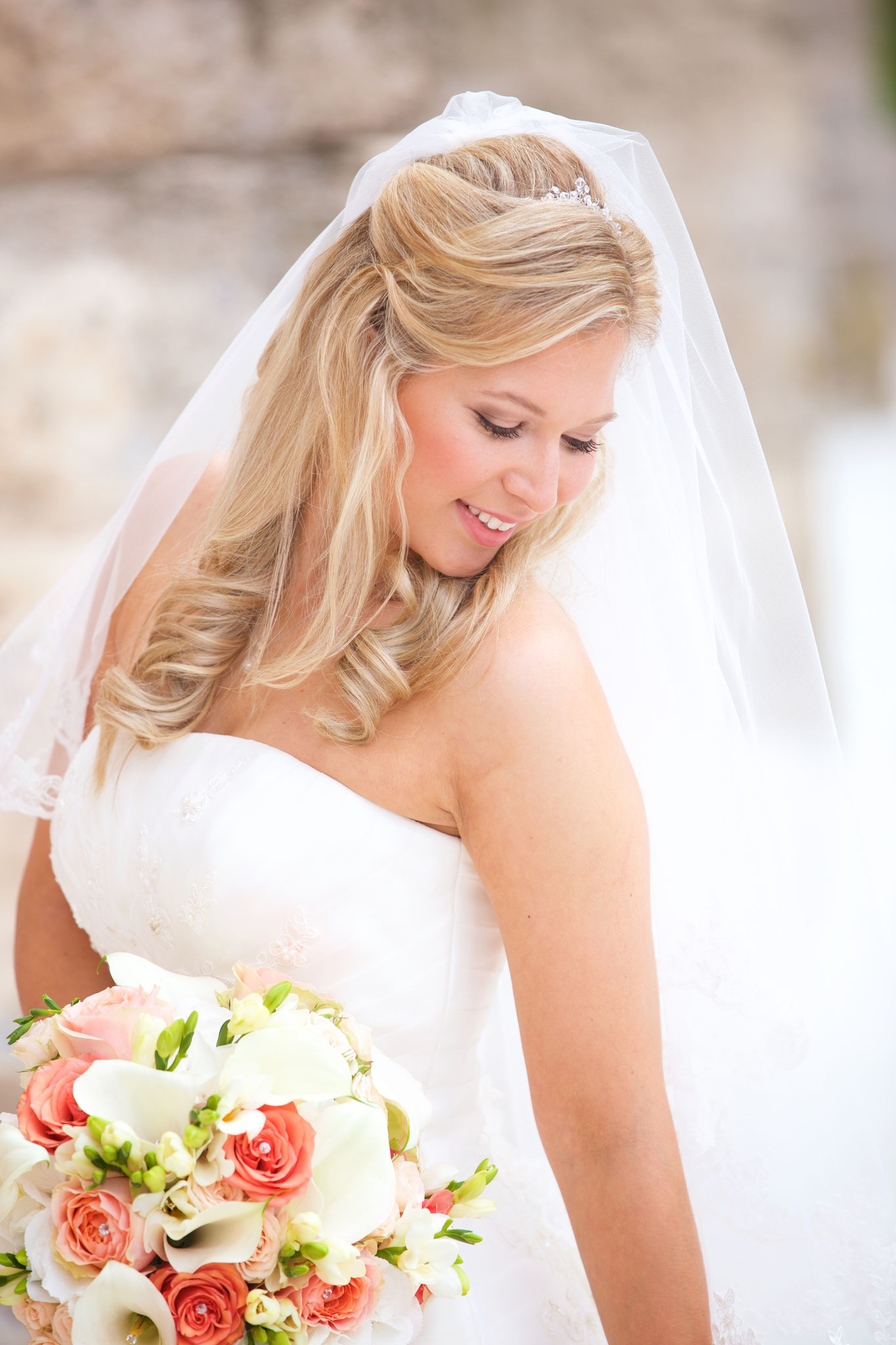 Hochzeitsshooting in Bayern mit Braut Corinna