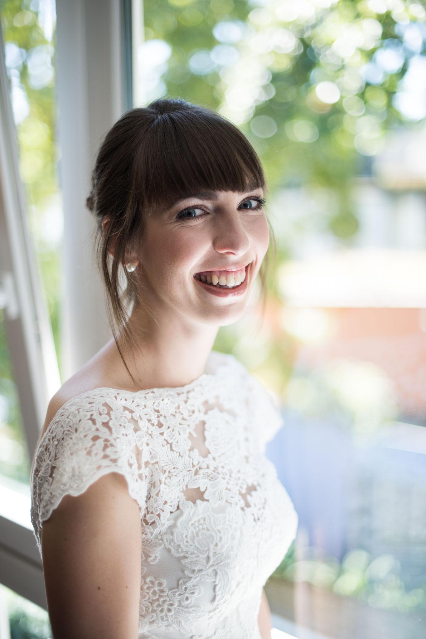 Strahlendes Braut Make-Up by Melanie von Wandelbar Make-Up