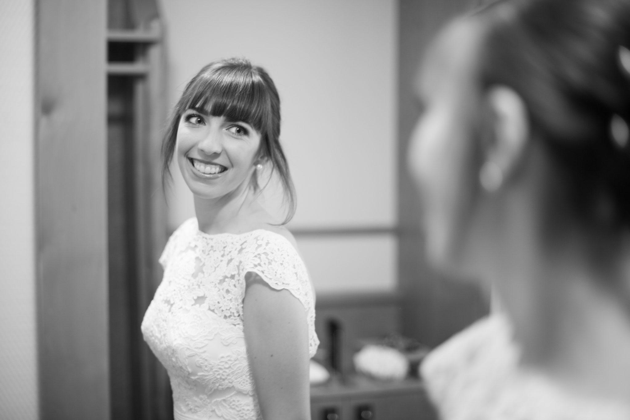 Typgerechtes Braut Make-Up by Wandelbar Make-Up