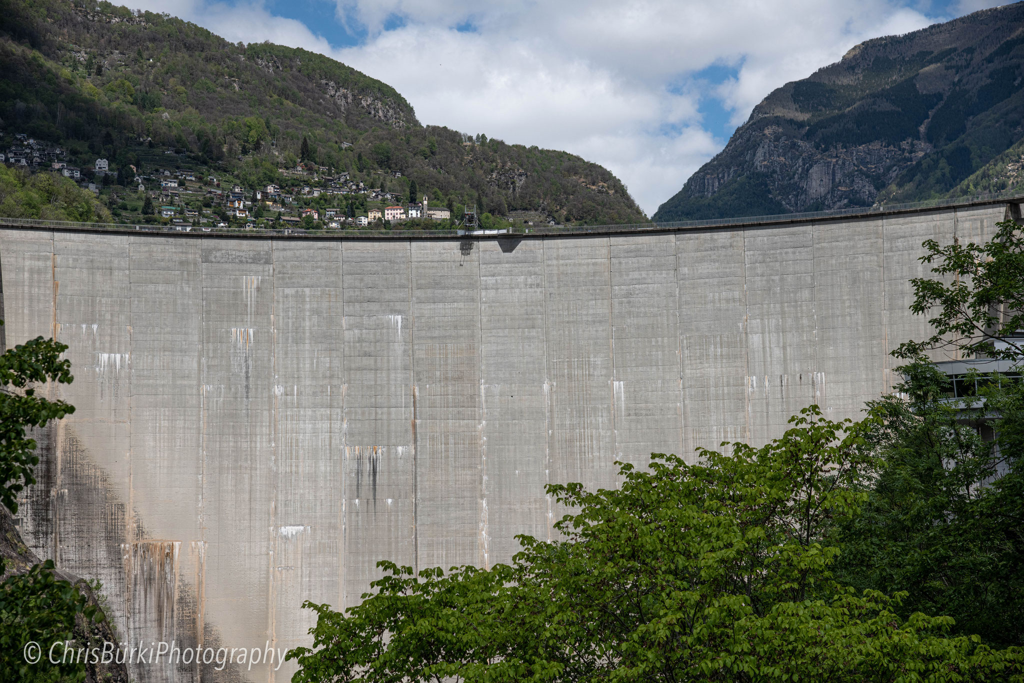 zur Produktion von Wasserenergie
