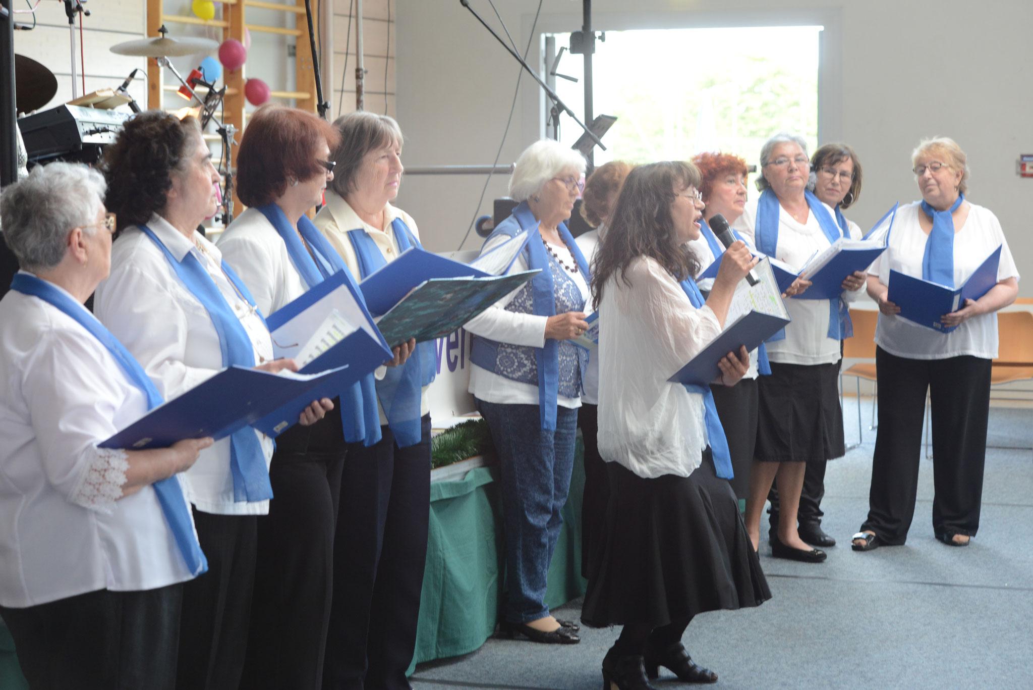 Chor der Israelitischen Kultusgemeinde