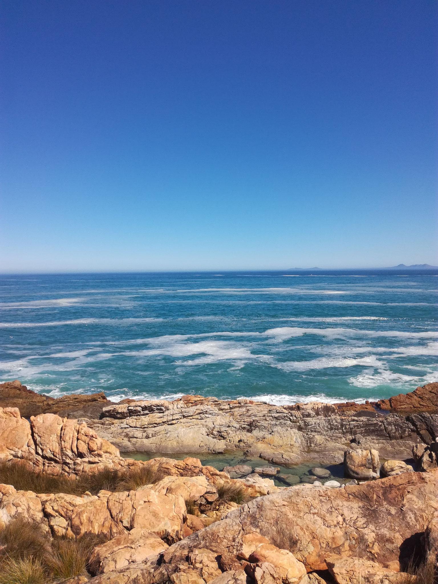 Ausblick von der Whale-Watching Route