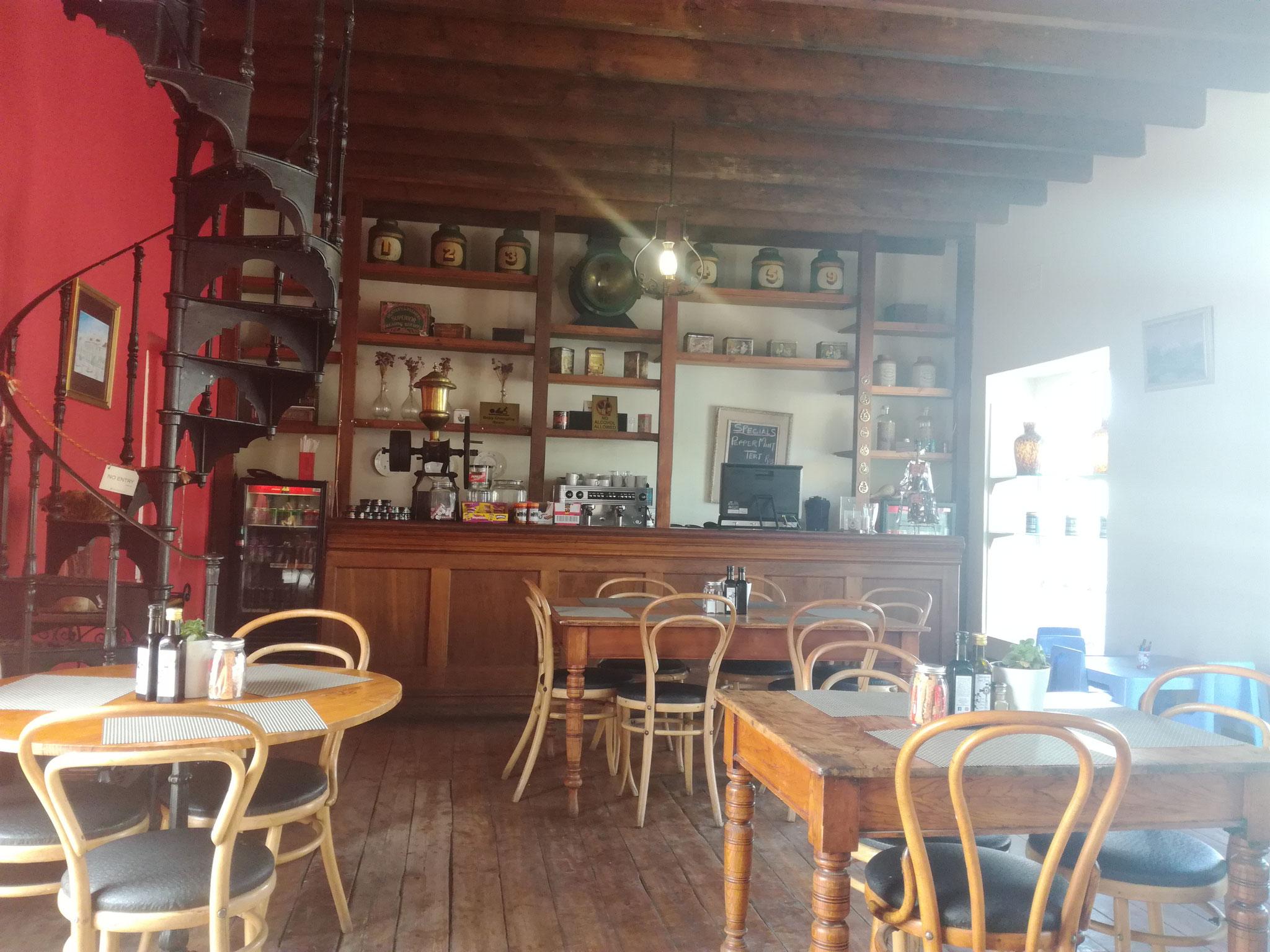Cafè in Matjiesfontein
